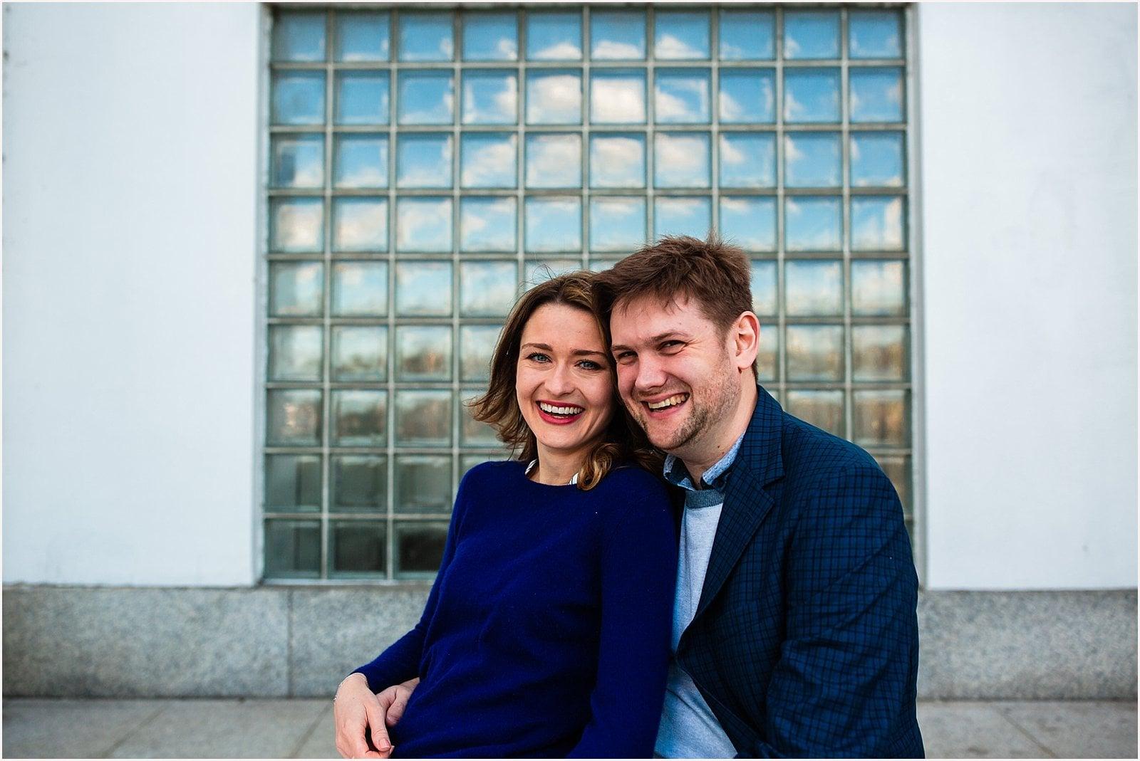 Stunning London Engagement Photos - Ksenia & Iain 4
