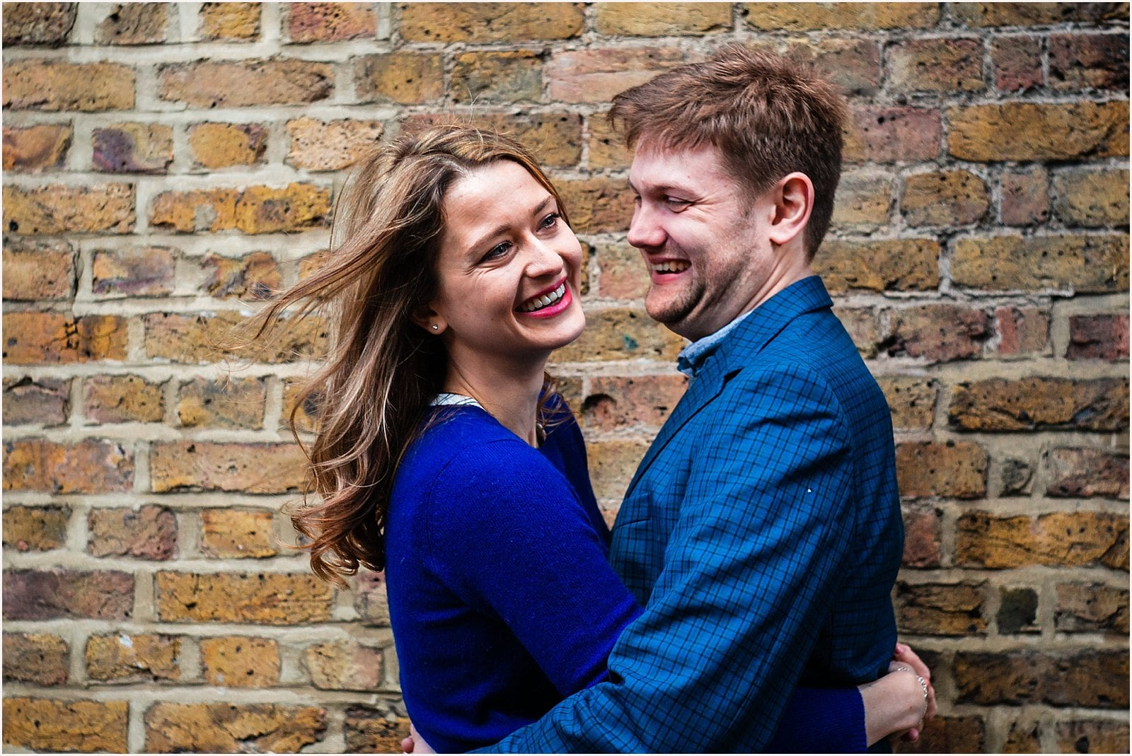 Stunning London Engagement Photos - Ksenia & Iain 6