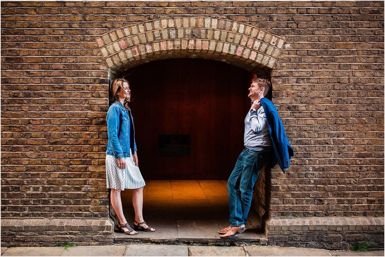 Stunning London Engagement Photos - Ksenia & Iain 7
