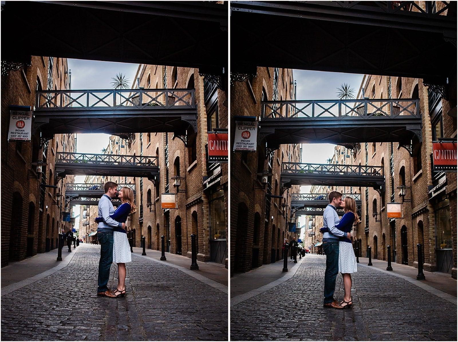 Stunning London Engagement Photos - Ksenia & Iain 8