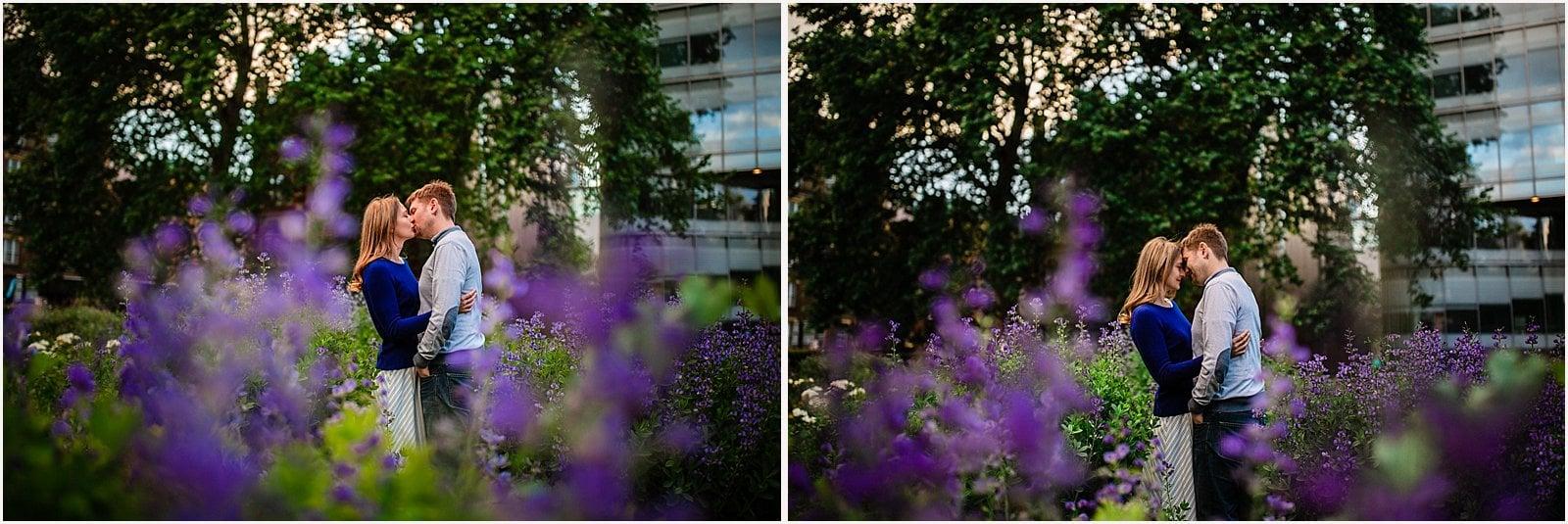 Stunning London Engagement Photos - Ksenia & Iain 13