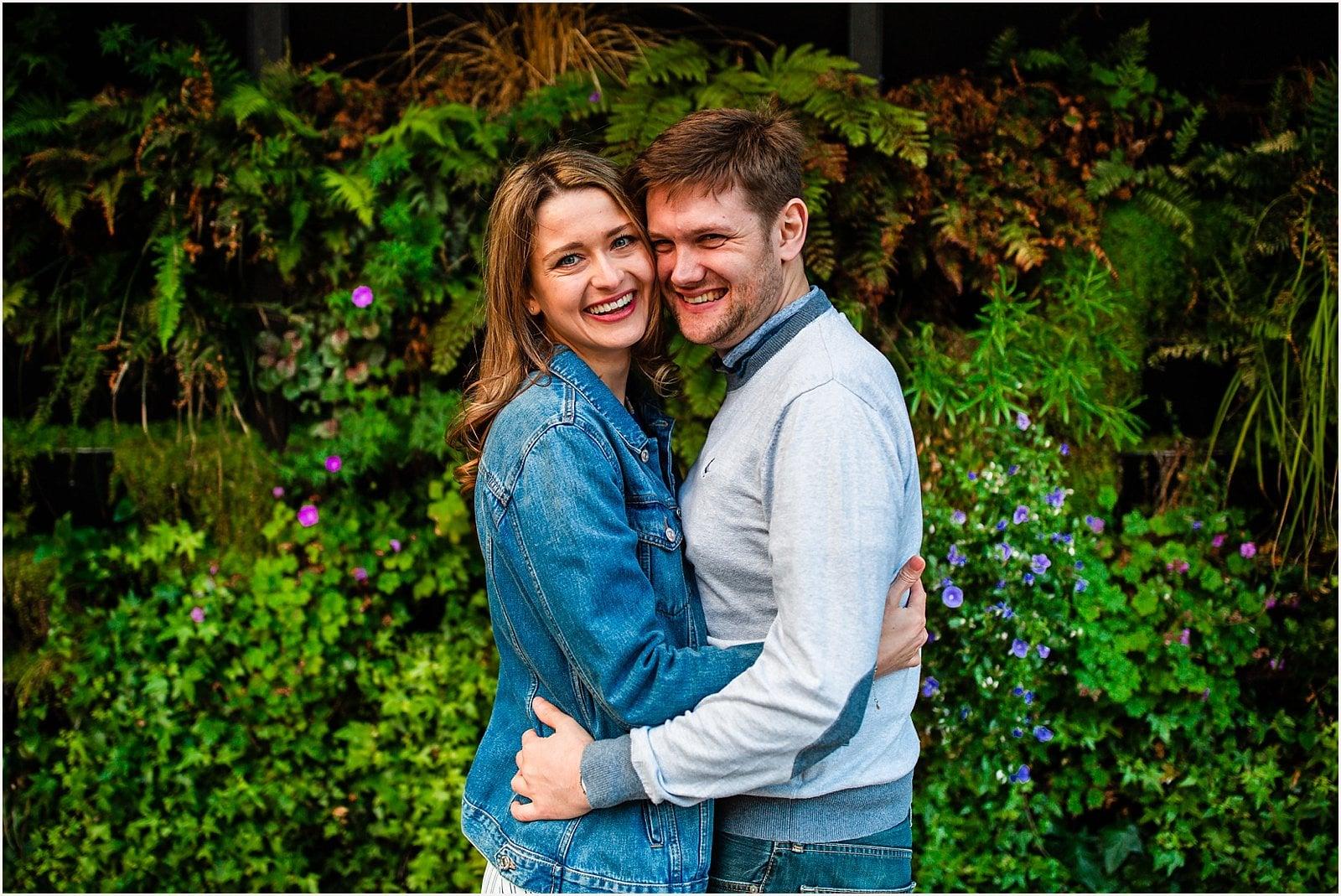 Stunning London Engagement Photos - Ksenia & Iain 14