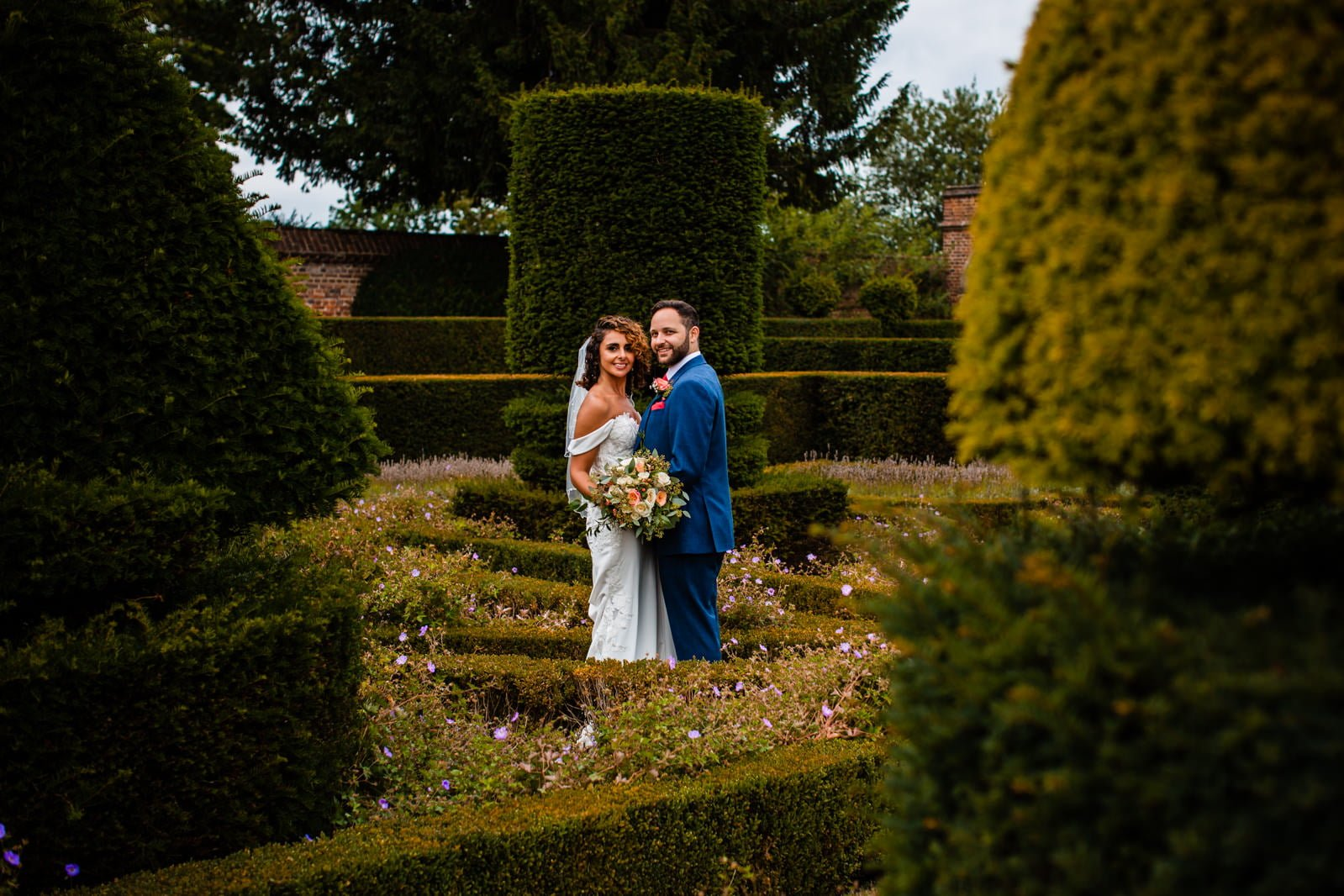 Great Fosters Wedding