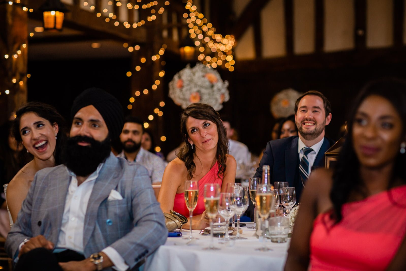 Beautiful Great Fosters Wedding - Melania & Benjamin 60
