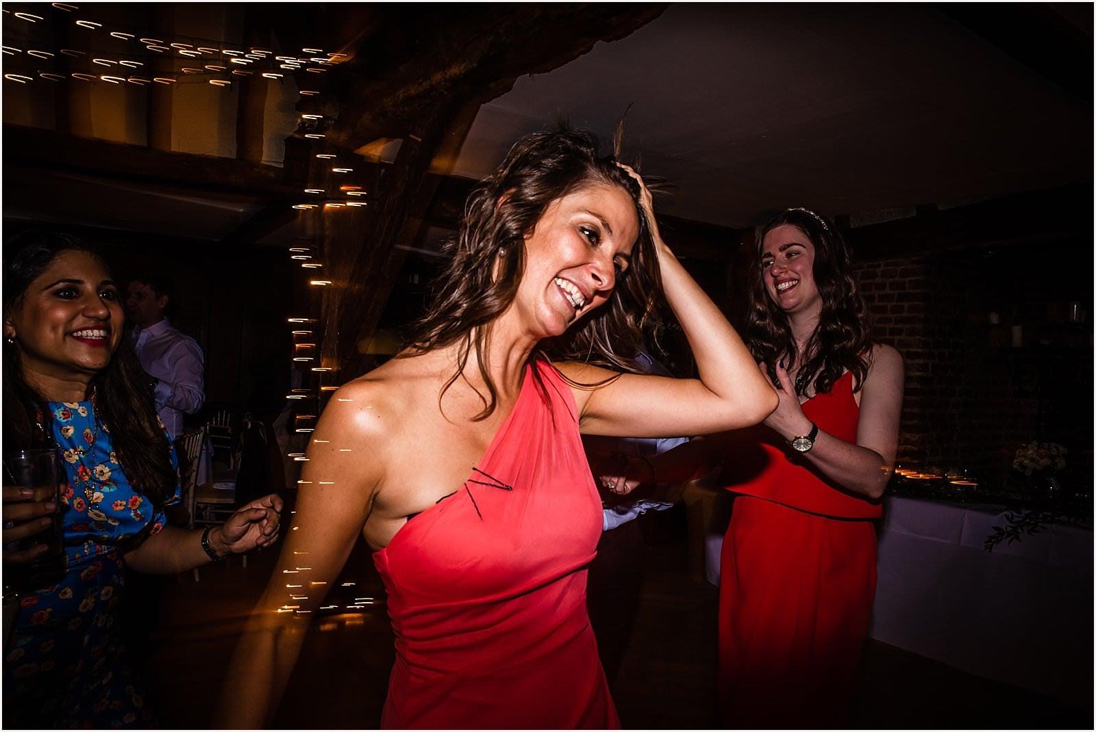Beautiful Great Fosters Wedding - Melania & Benjamin 69
