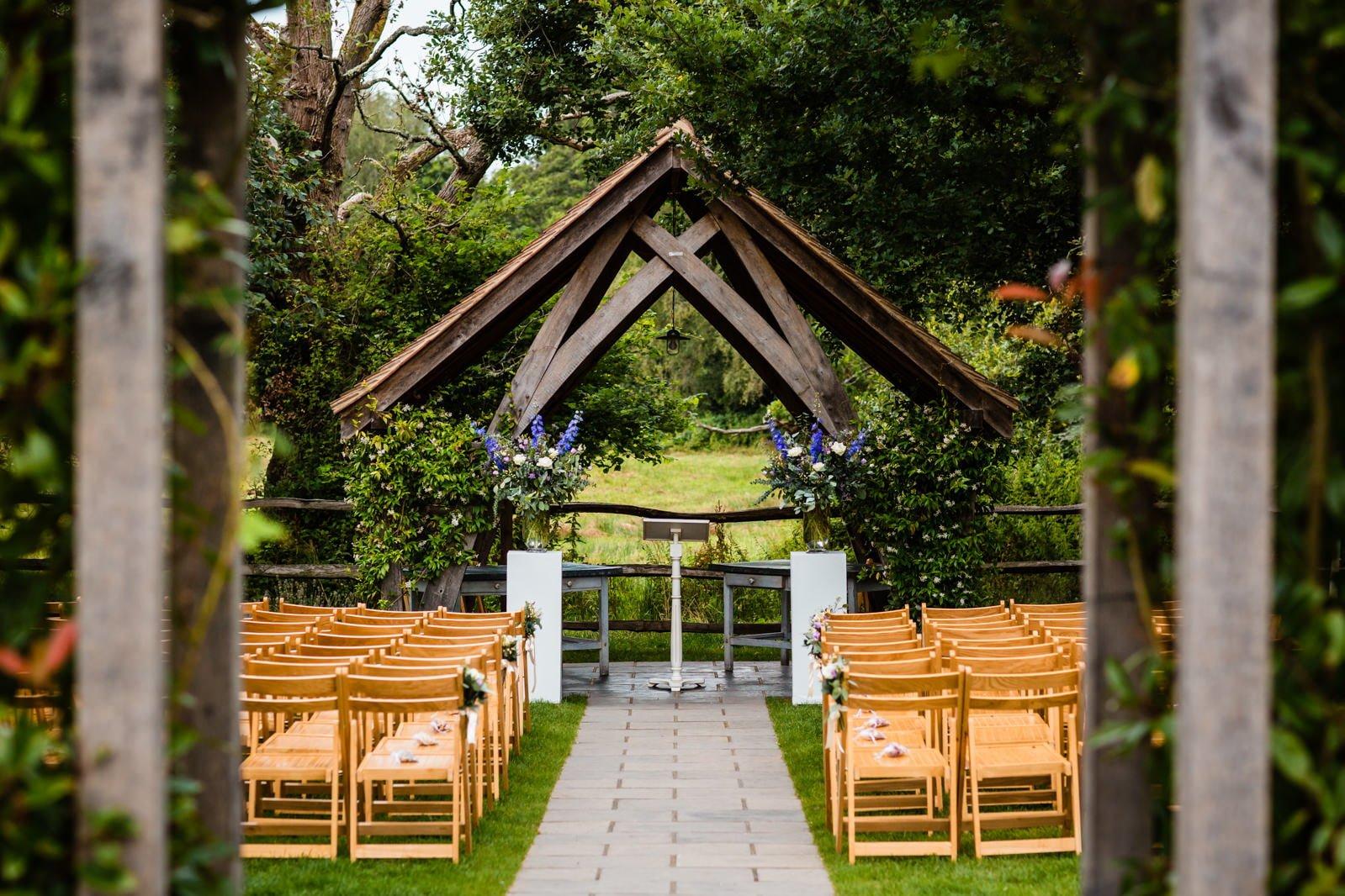 Millbridge Court Wedding 36