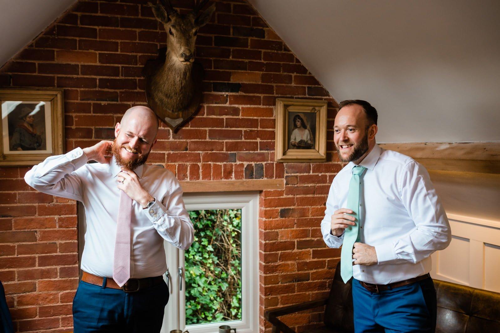 Millbridge Court Wedding 16