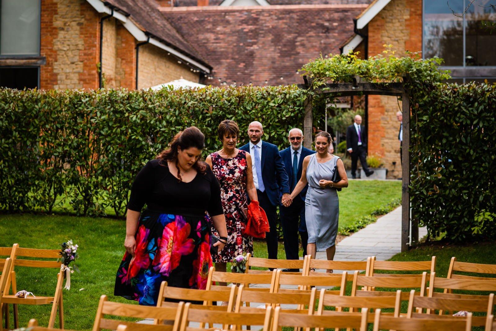Millbridge Court Wedding 41