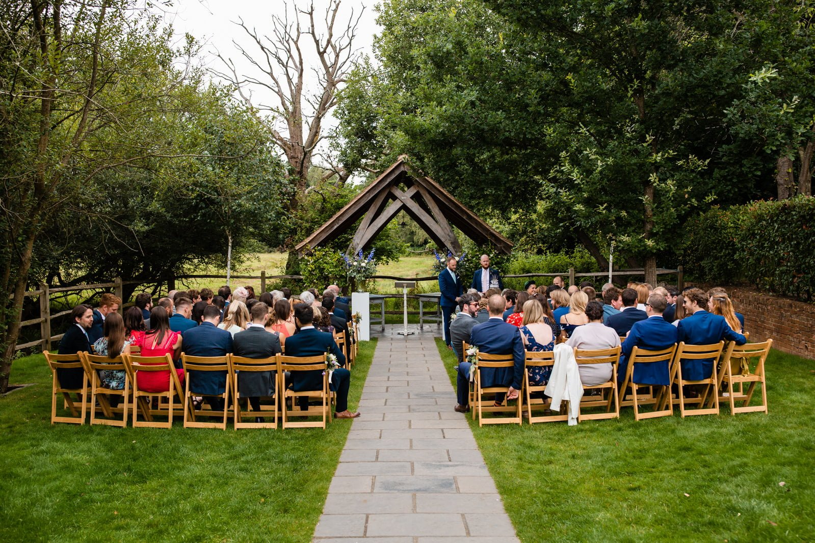 Millbridge Court Wedding 43