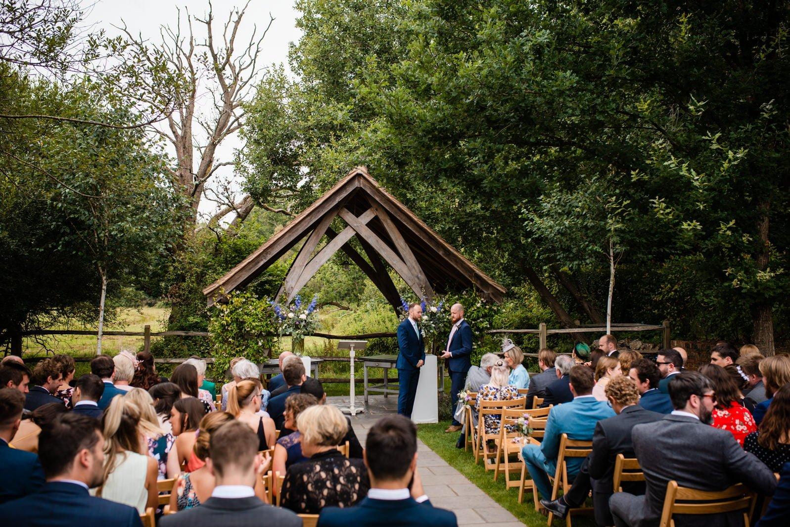 Millbridge Court Wedding 44