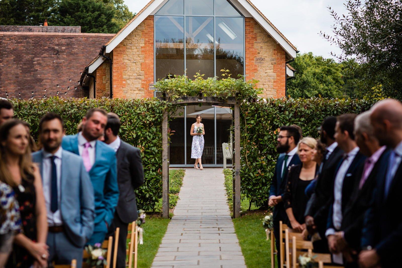Millbridge Court Wedding 45