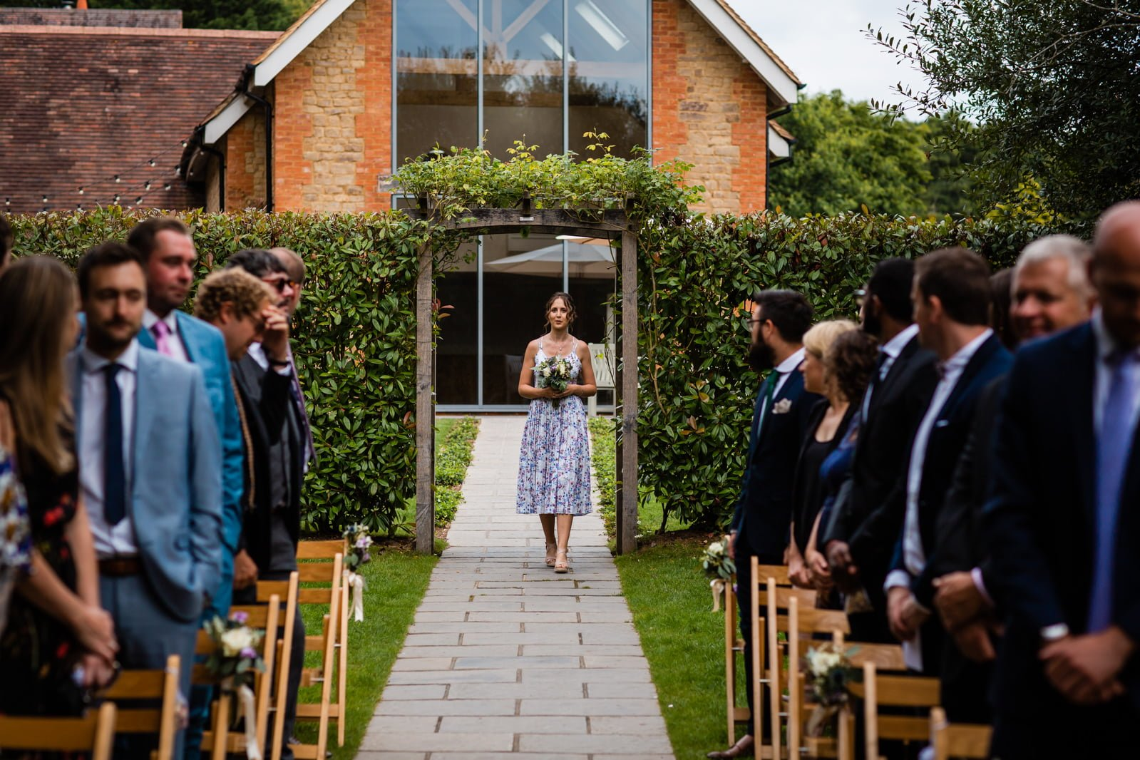 Millbridge Court Wedding - stunning summer wedding - wedding photography 46