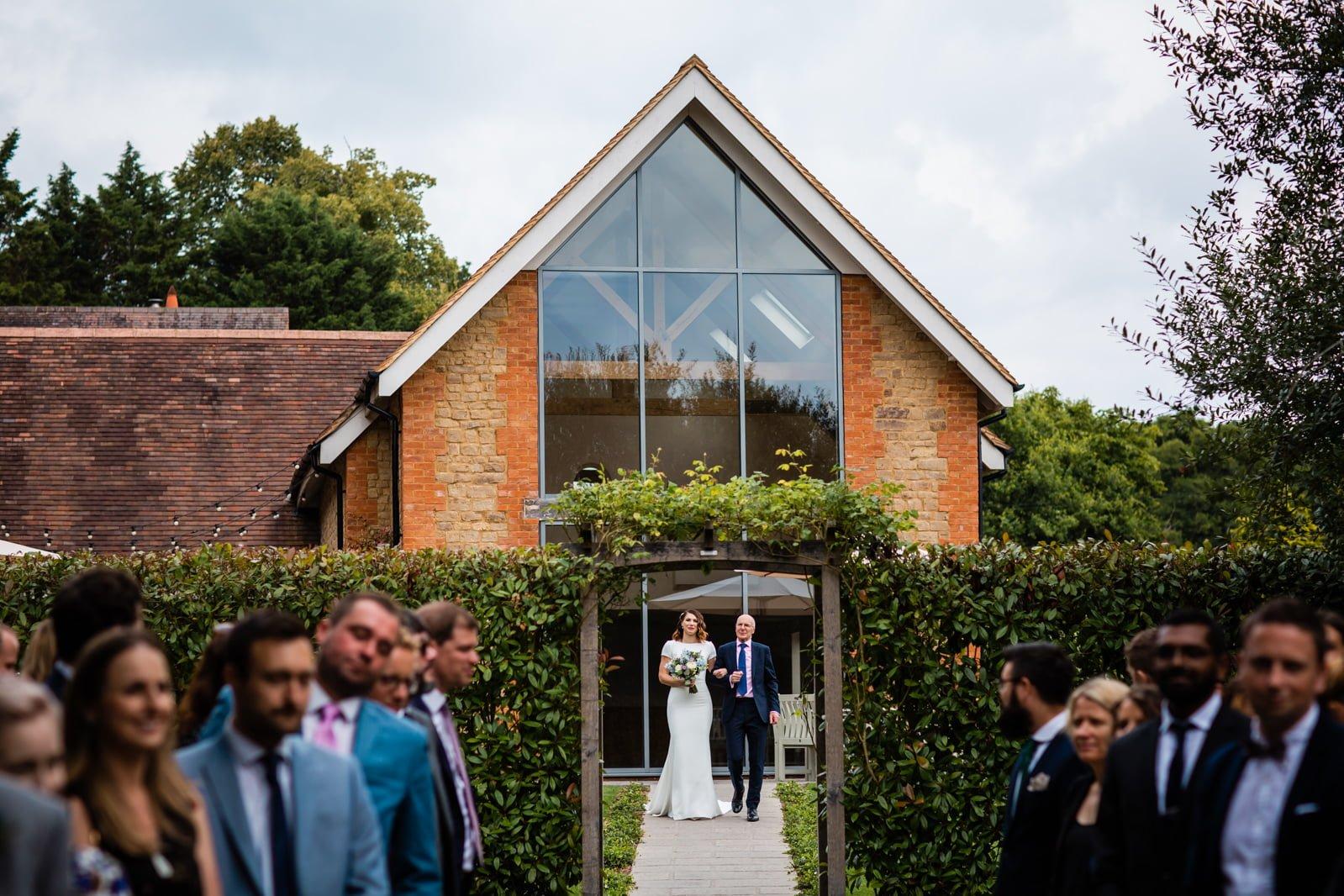 Millbridge Court Wedding 48