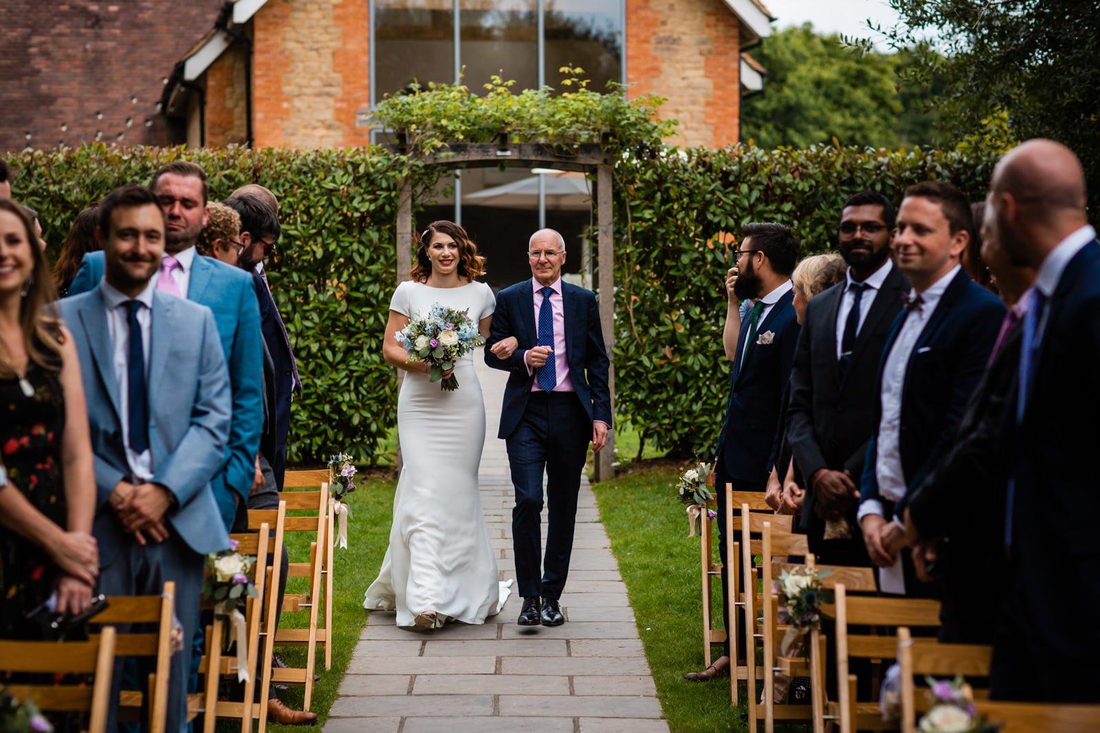 Millbridge Court Wedding 49