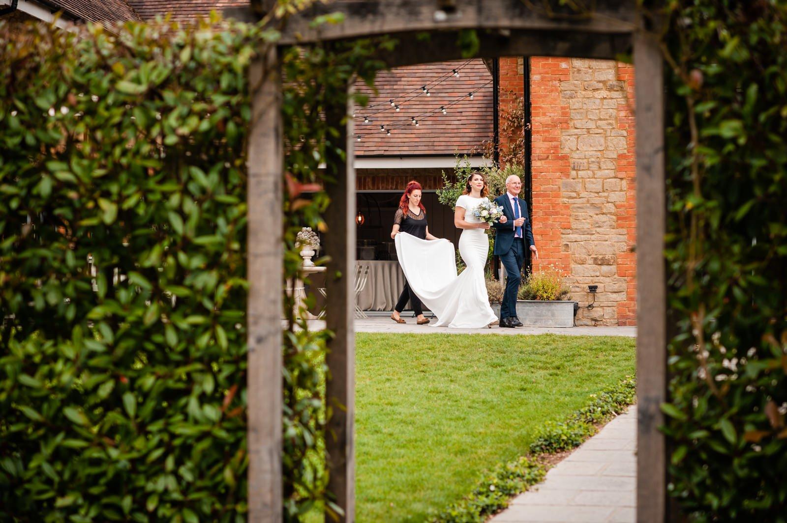 Millbridge Court Wedding 53