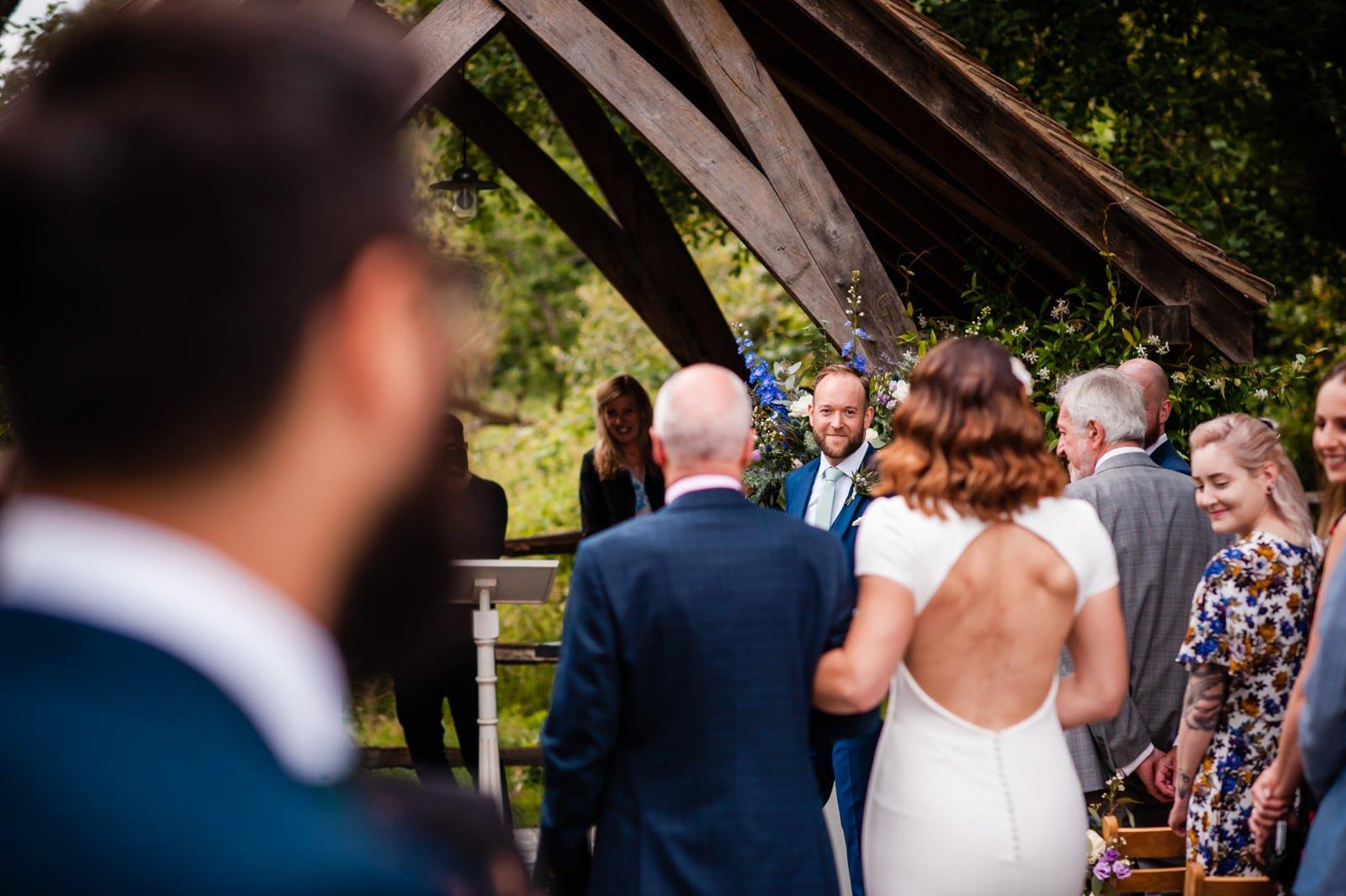 Millbridge Court Wedding - stunning summer wedding - wedding photography 54