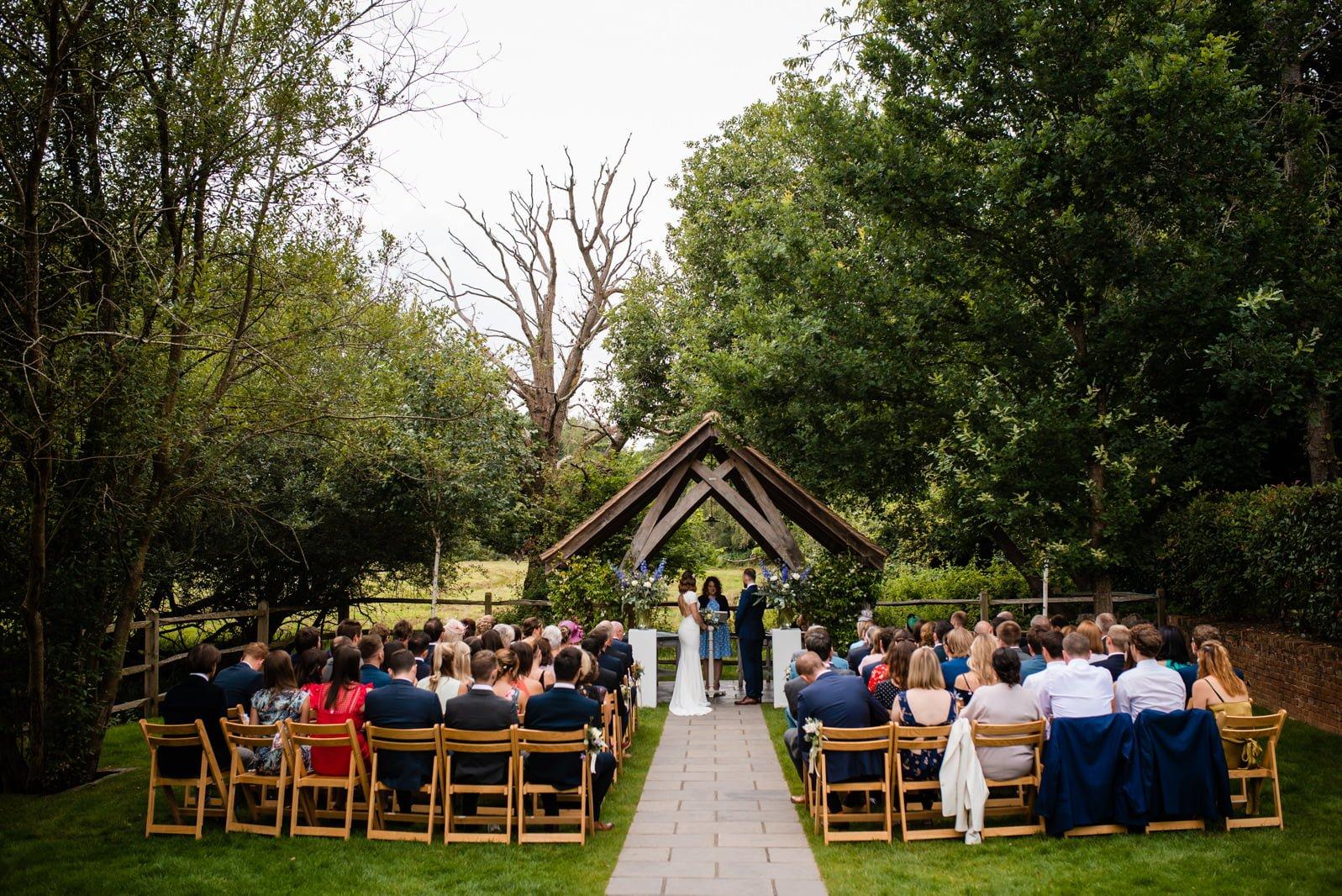 Millbridge Court Wedding 56