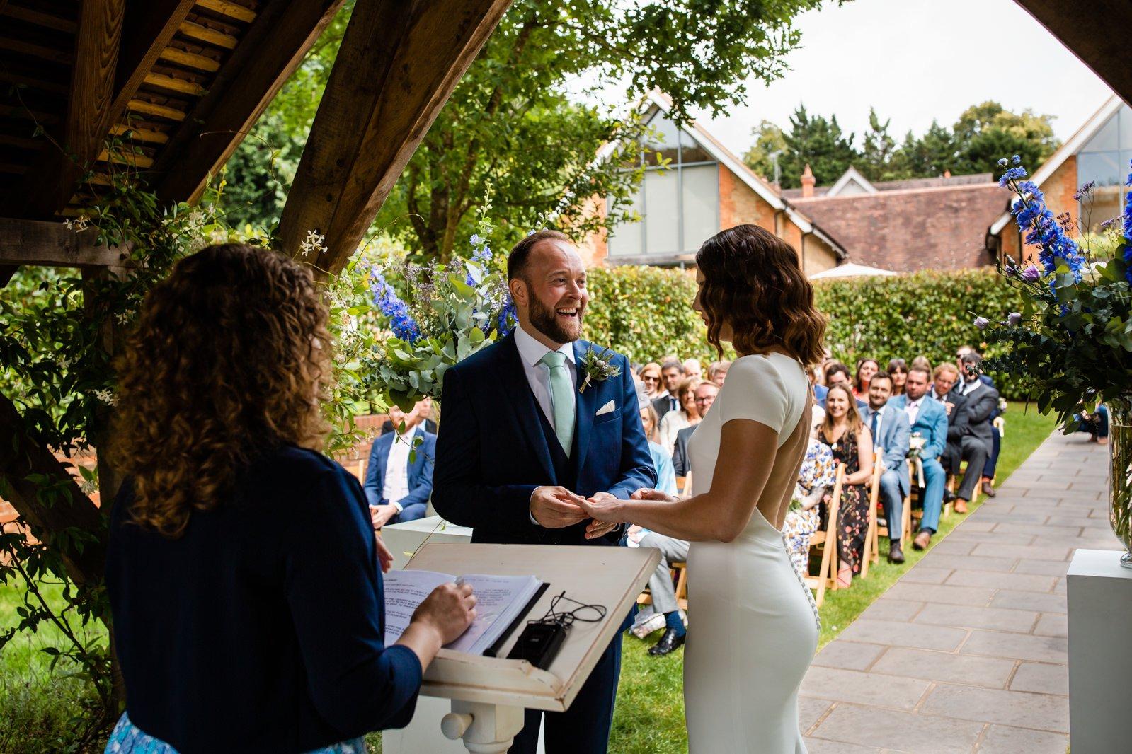 Millbridge Court Wedding 58