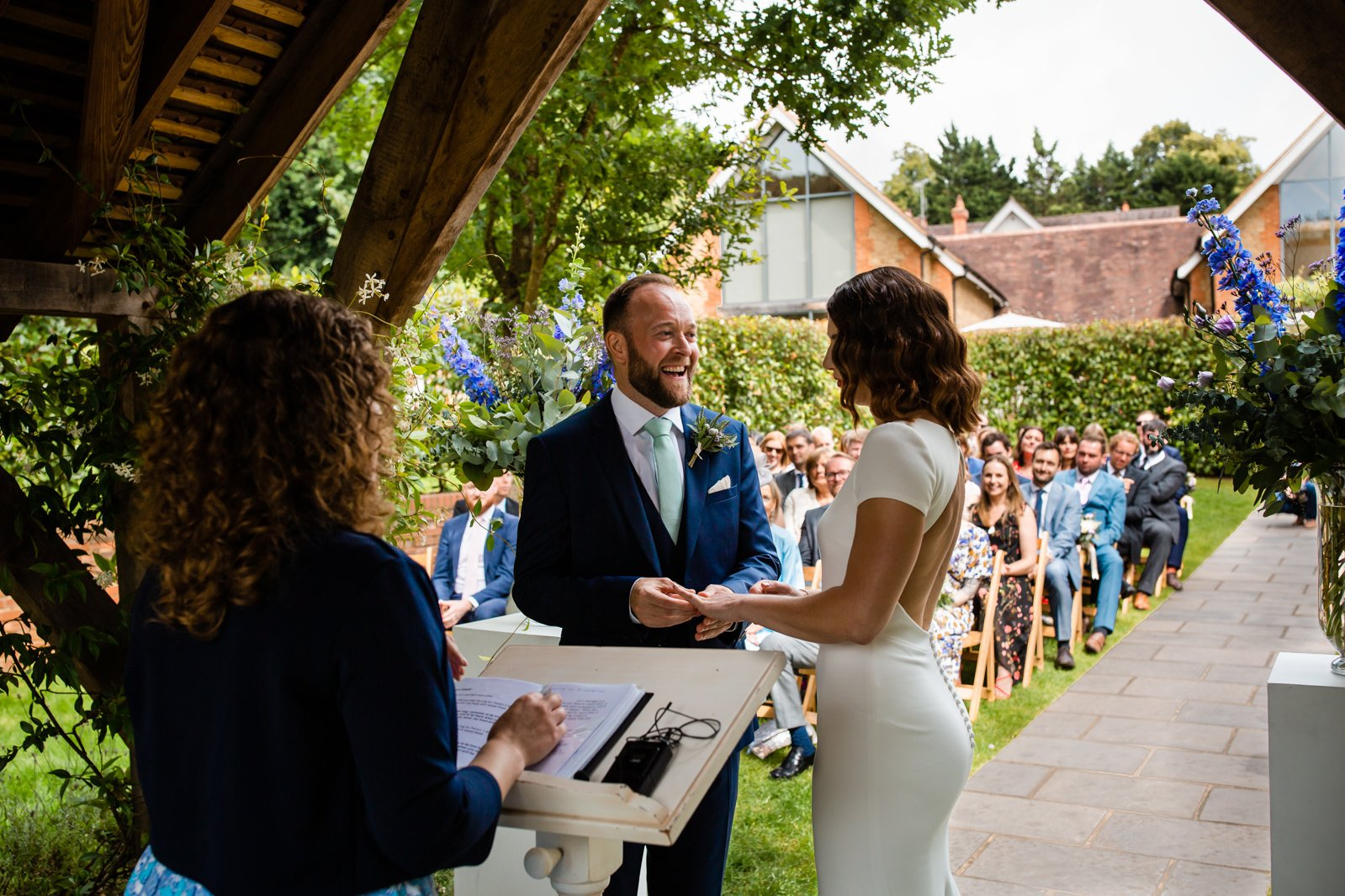 Millbridge Court Wedding - stunning summer wedding - wedding photography 58