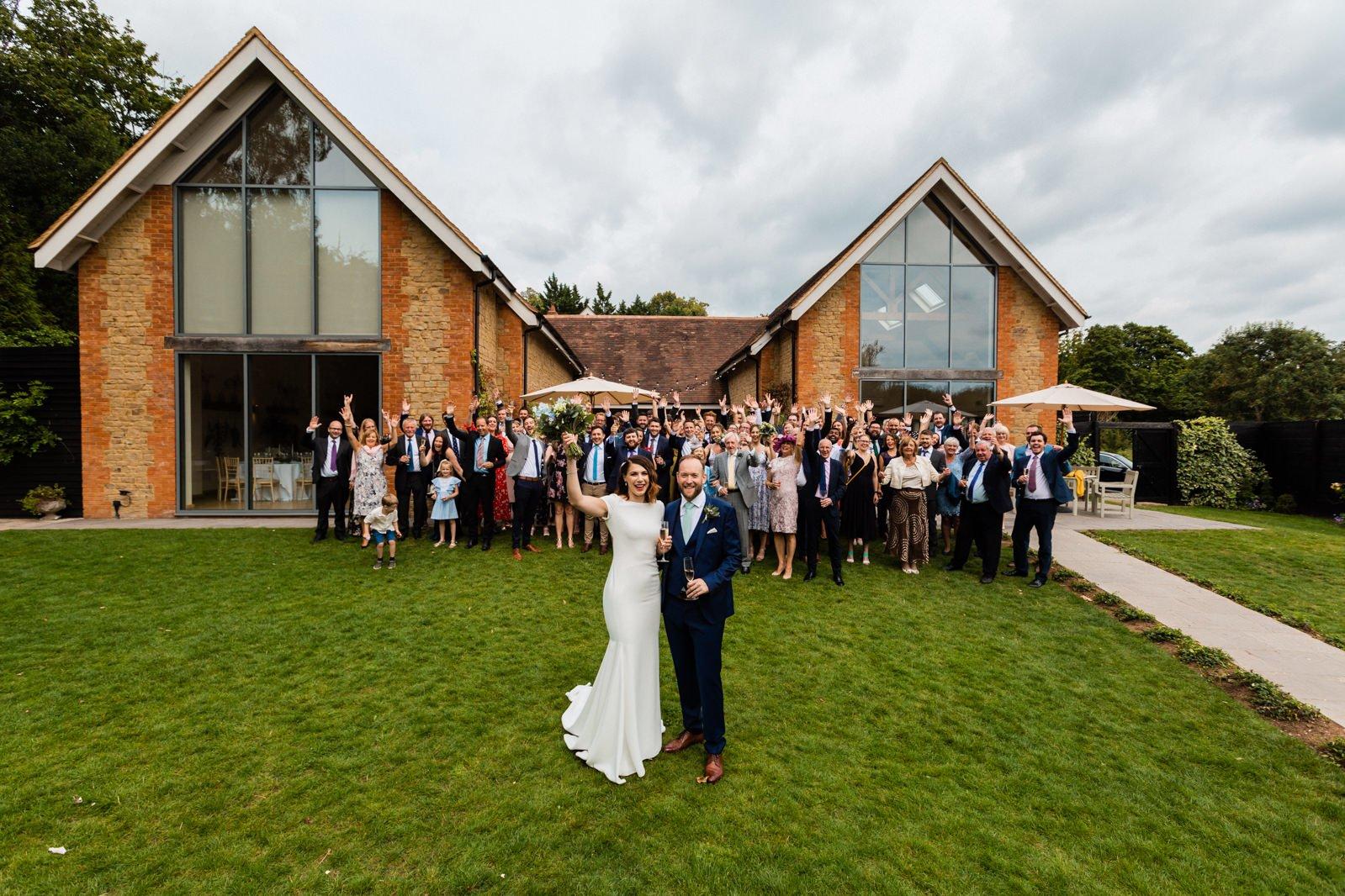 Millbridge Court Wedding 68
