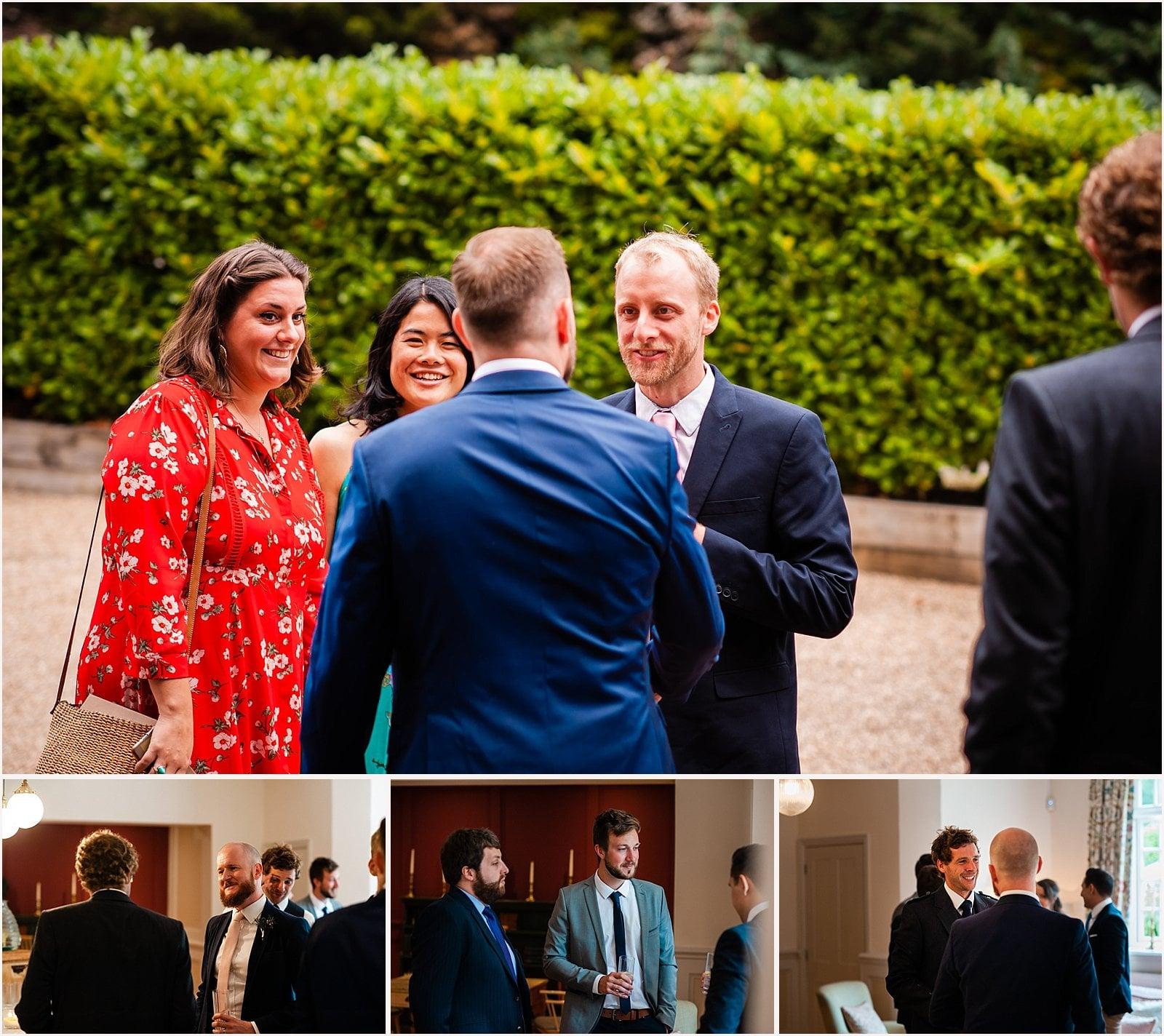 Millbridge Court Wedding - stunning summer wedding - wedding photography 17