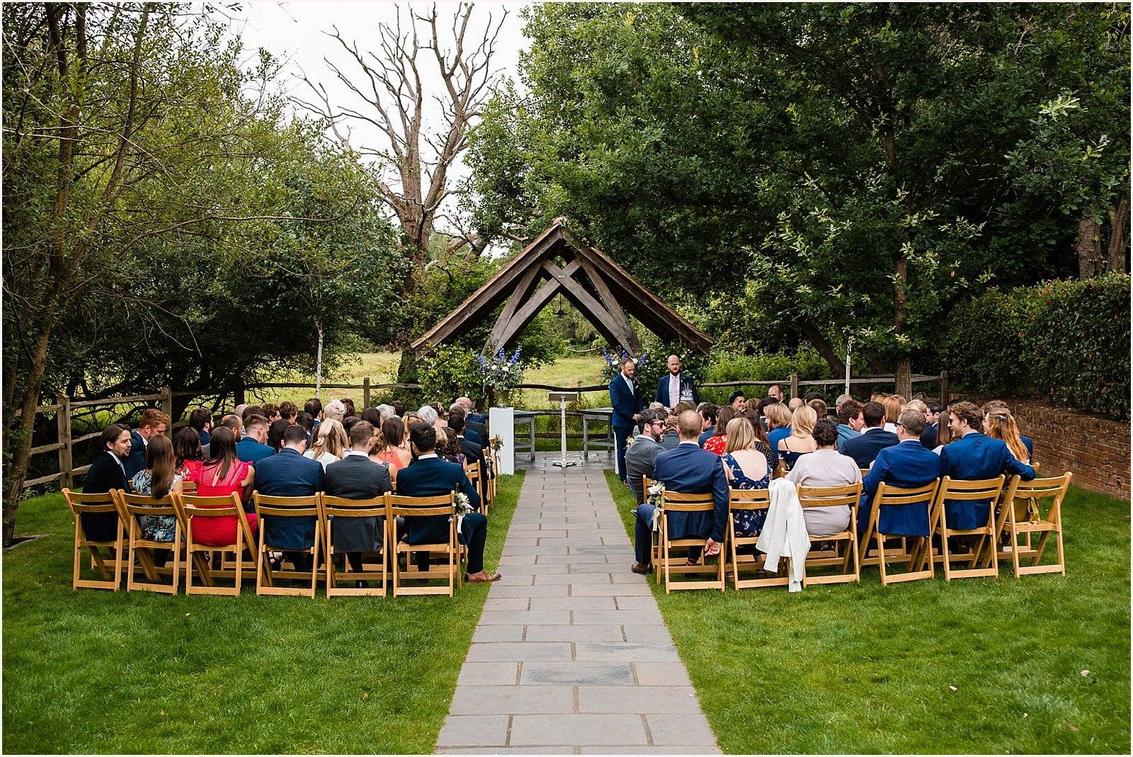 Millbridge Court Wedding - stunning summer wedding - wedding photography 26
