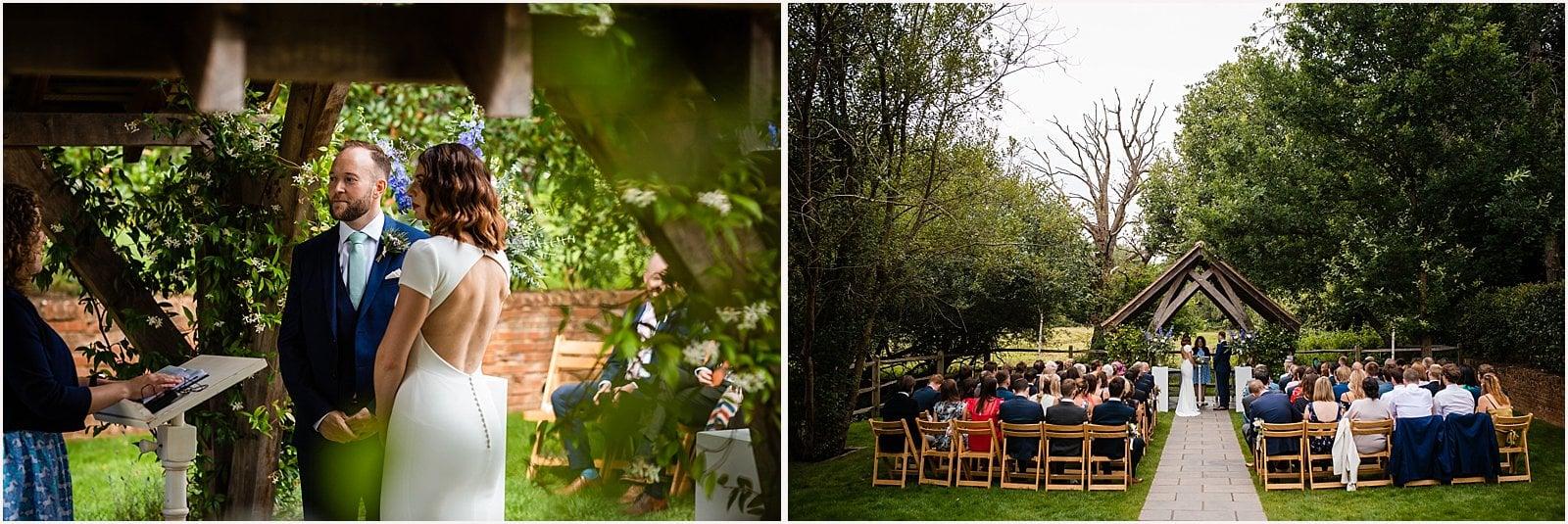 Millbridge Court Wedding - stunning summer wedding - wedding photography 35