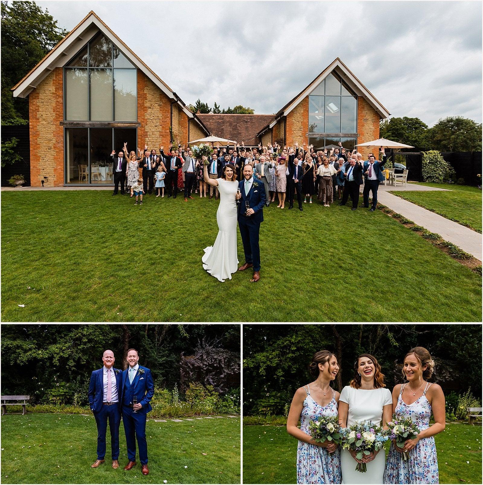 Millbridge Court Wedding - stunning summer wedding - wedding photography 41