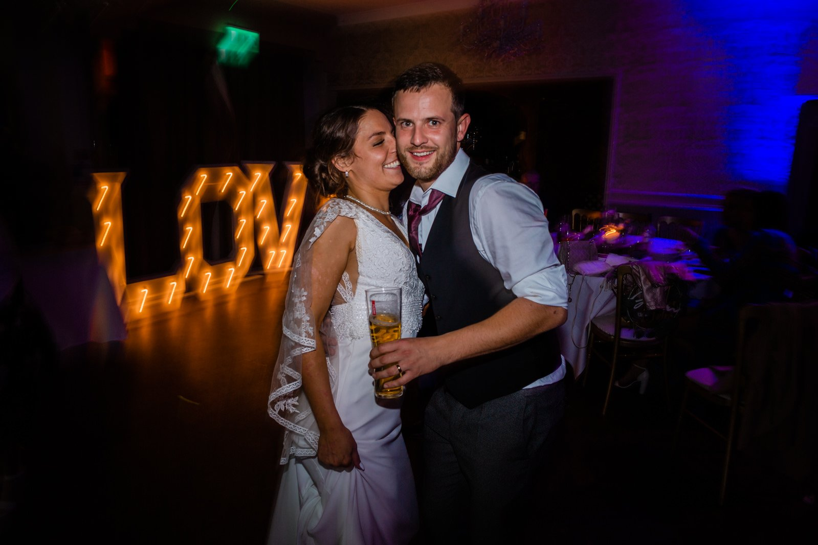 The Elephant Pangbourne Wedding - Stunning Kayleigh & Shane 104