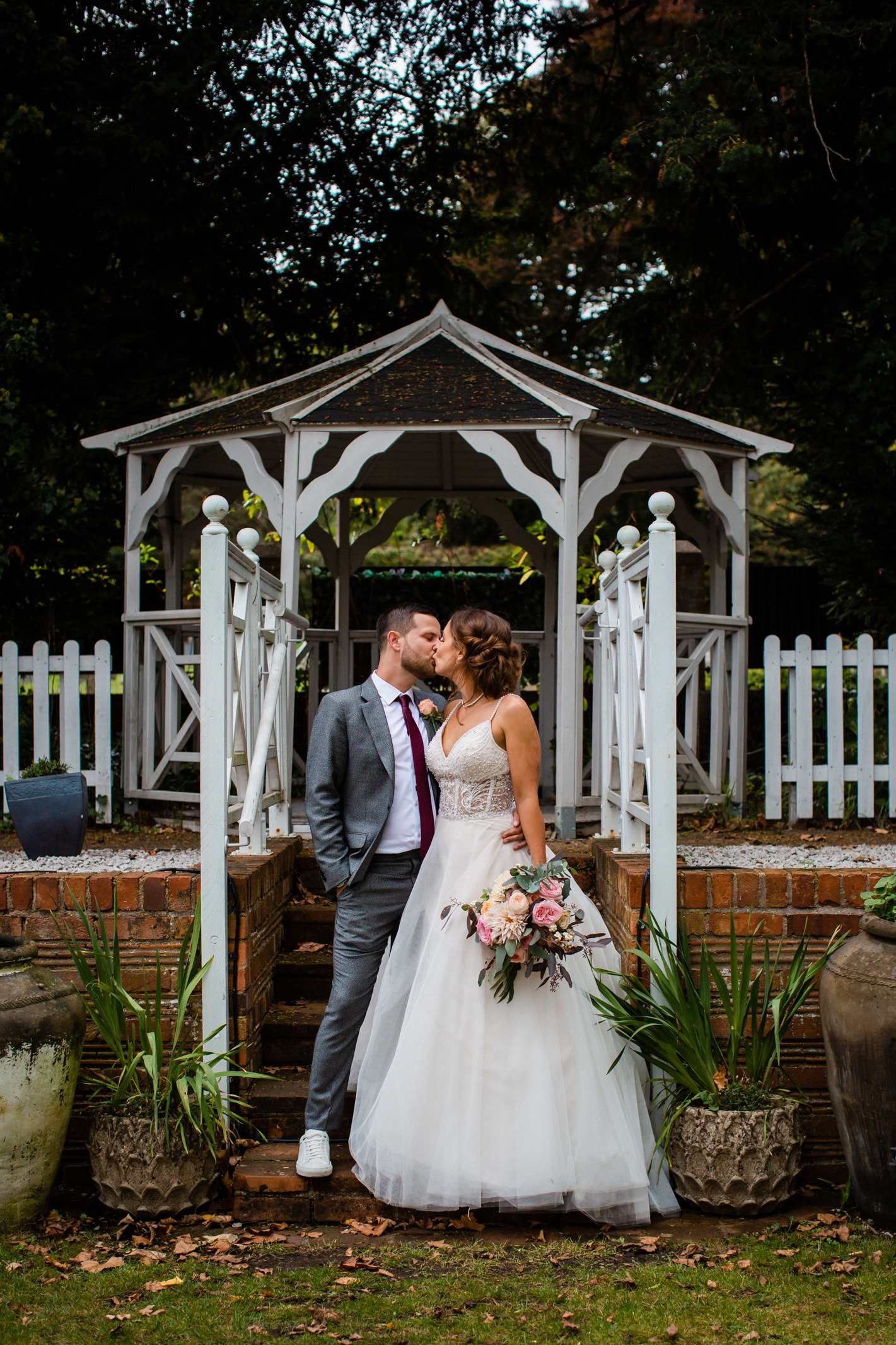 The Elephant Pangbourne Wedding - Stunning Kayleigh & Shane 56