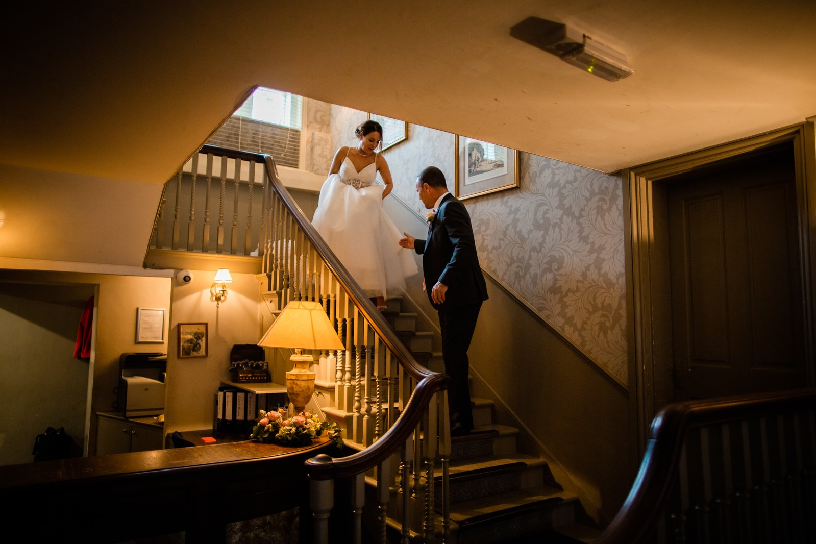 The Elephant Pangbourne Wedding - Stunning Kayleigh & Shane 27