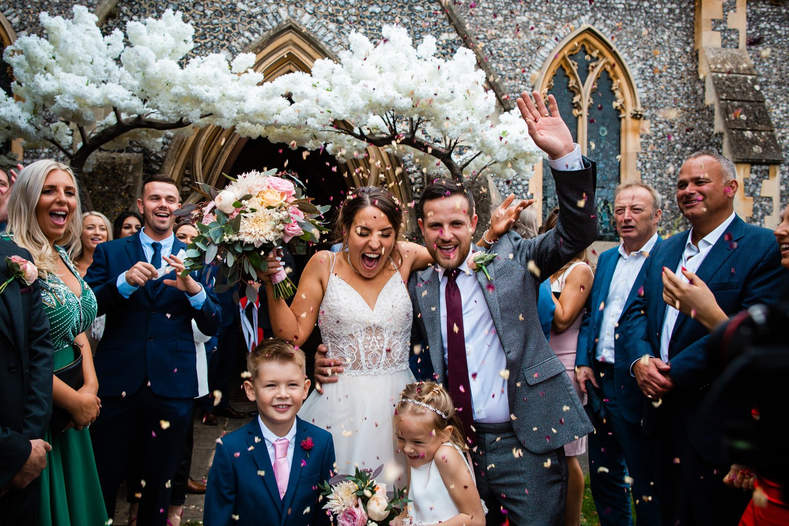 The Elephant Pangbourne Wedding - Stunning Kayleigh & Shane 39