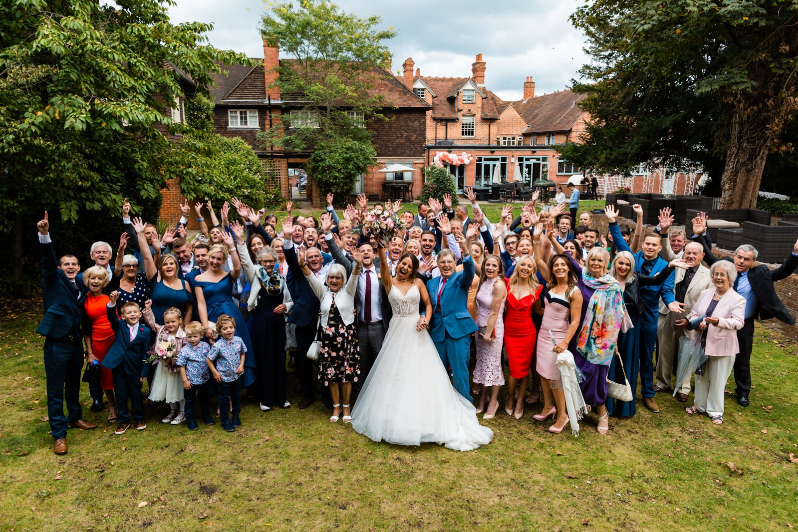 The Elephant Pangbourne Wedding - Stunning Kayleigh & Shane 43