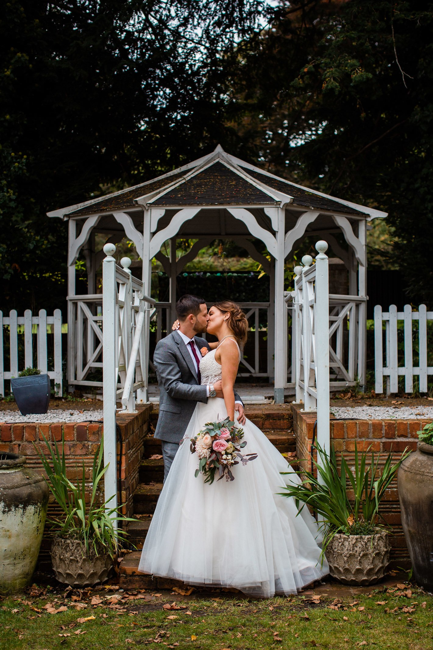 The Elephant Pangbourne Wedding - Stunning Kayleigh & Shane 57