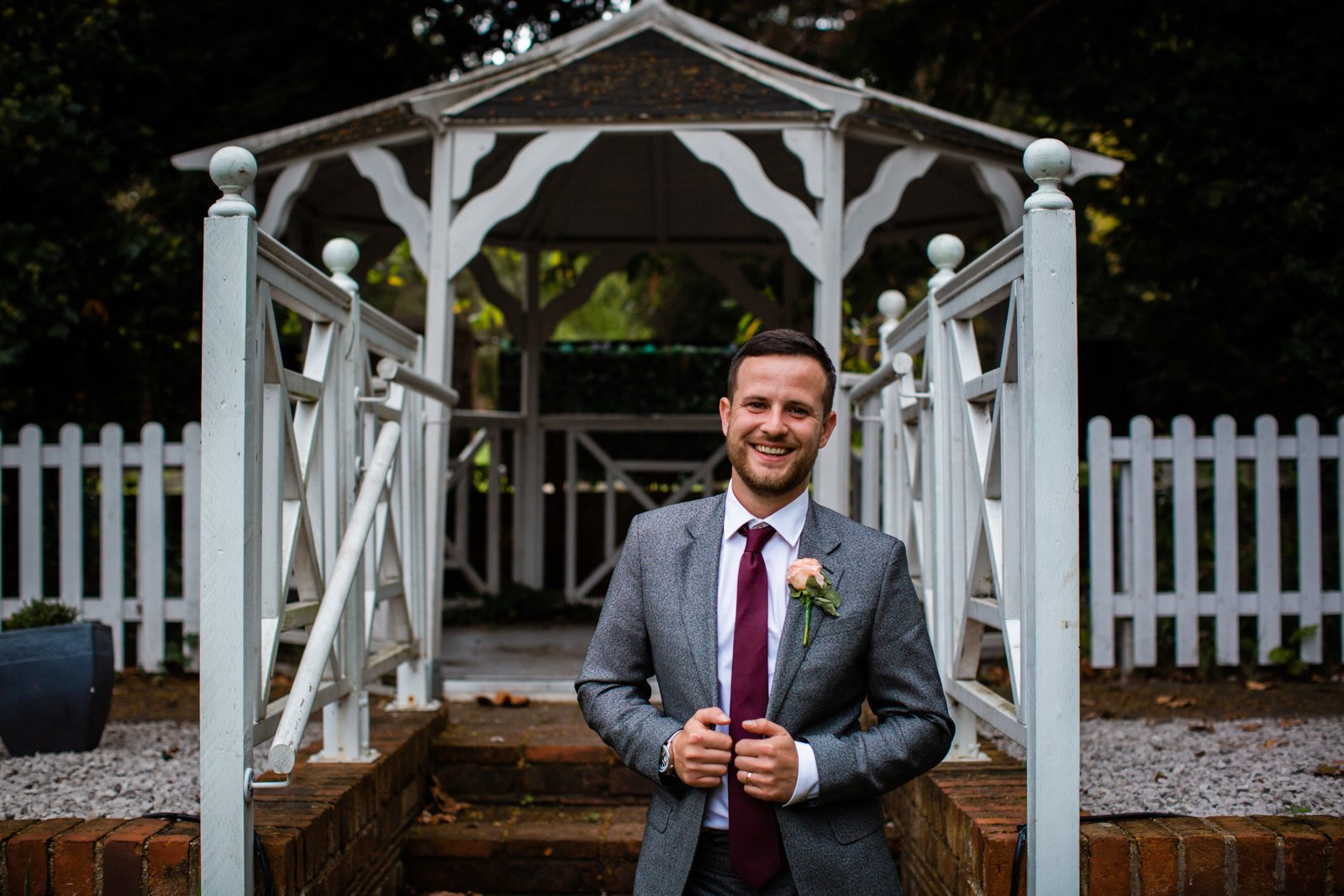The Elephant Pangbourne Wedding - Stunning Kayleigh & Shane 51