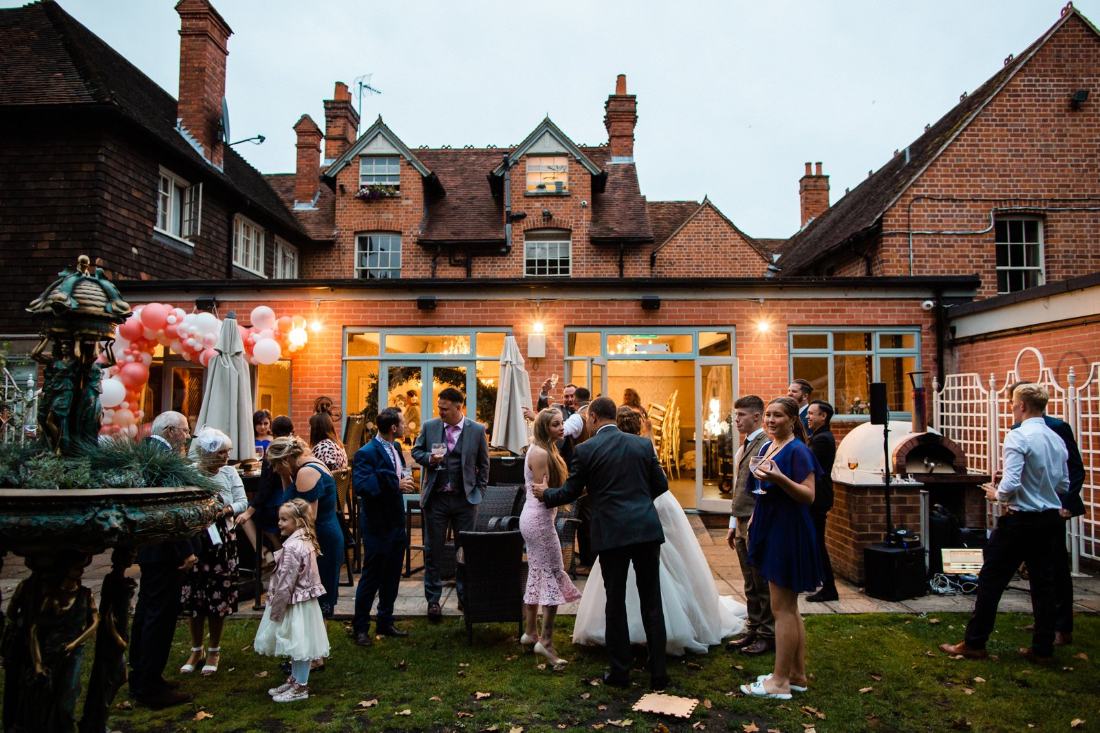 The Elephant Pangbourne Wedding - Stunning Kayleigh & Shane 85