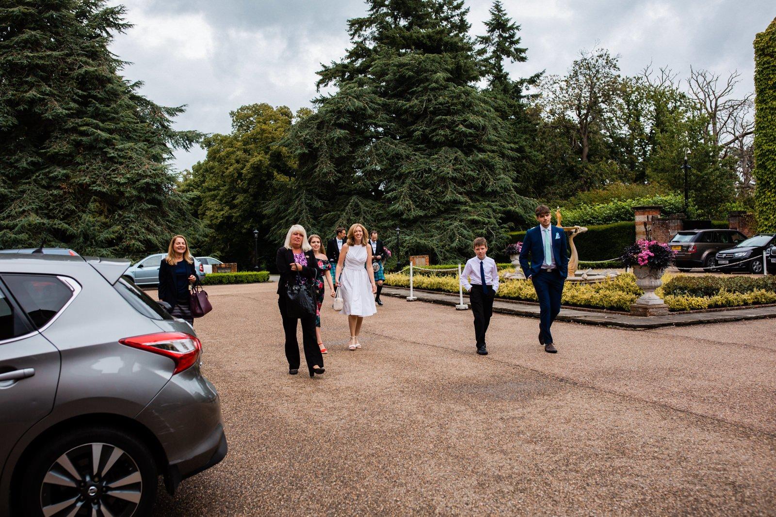 Beautiful Tylney Hall Wedding | Laura & Innes 10