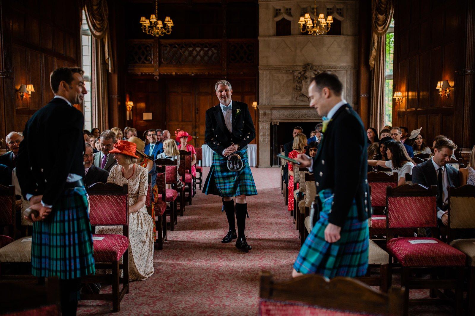 Beautiful Tylney Hall Wedding | Laura & Innes 17