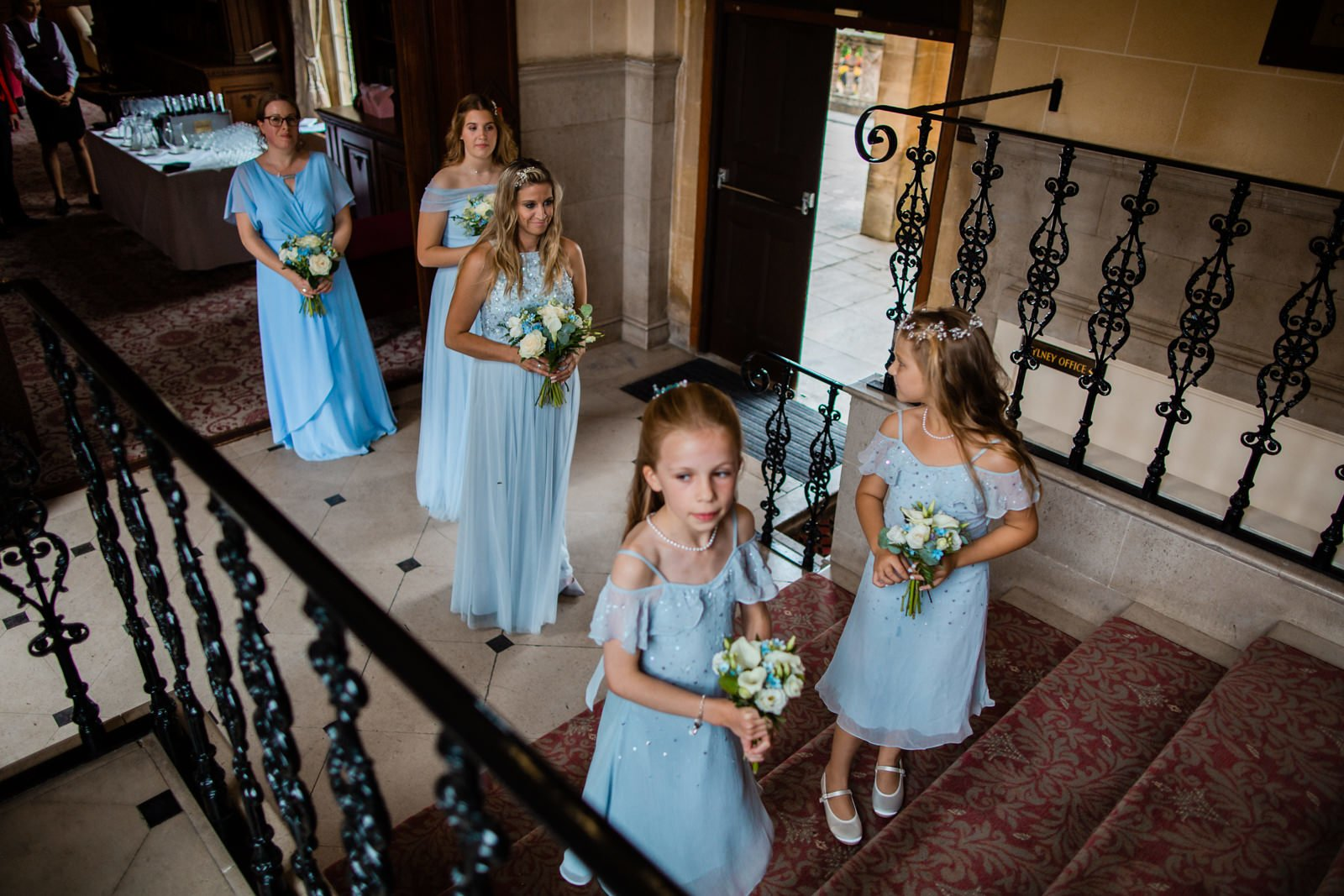 Beautiful Tylney Hall Wedding | Laura & Innes 18