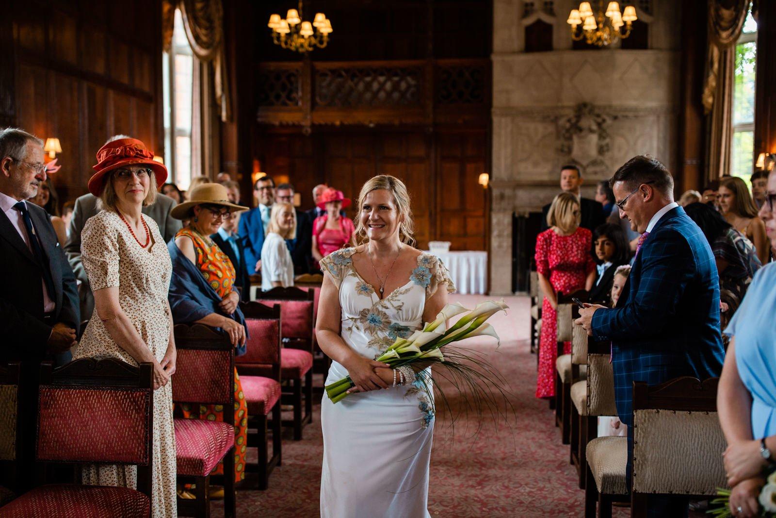 Beautiful Tylney Hall Wedding | Laura & Innes 21