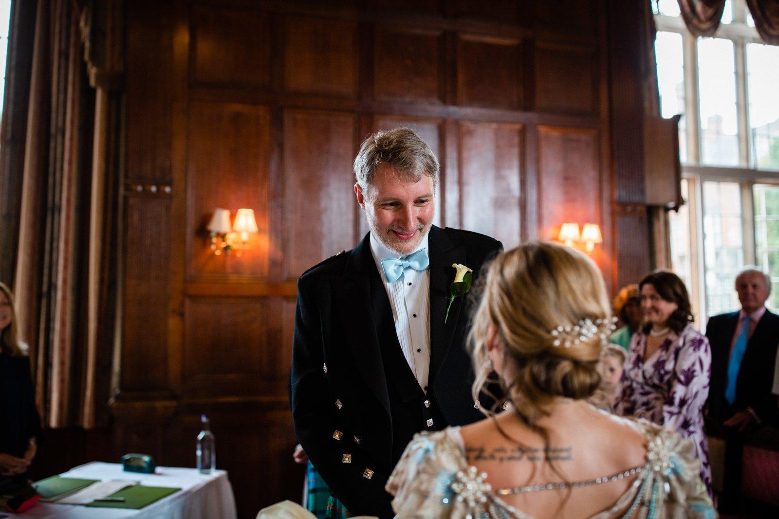 Beautiful Tylney Hall Wedding | Laura & Innes 22