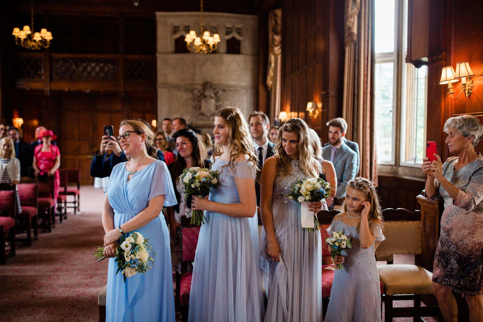 Beautiful Tylney Hall Wedding | Laura & Innes 23