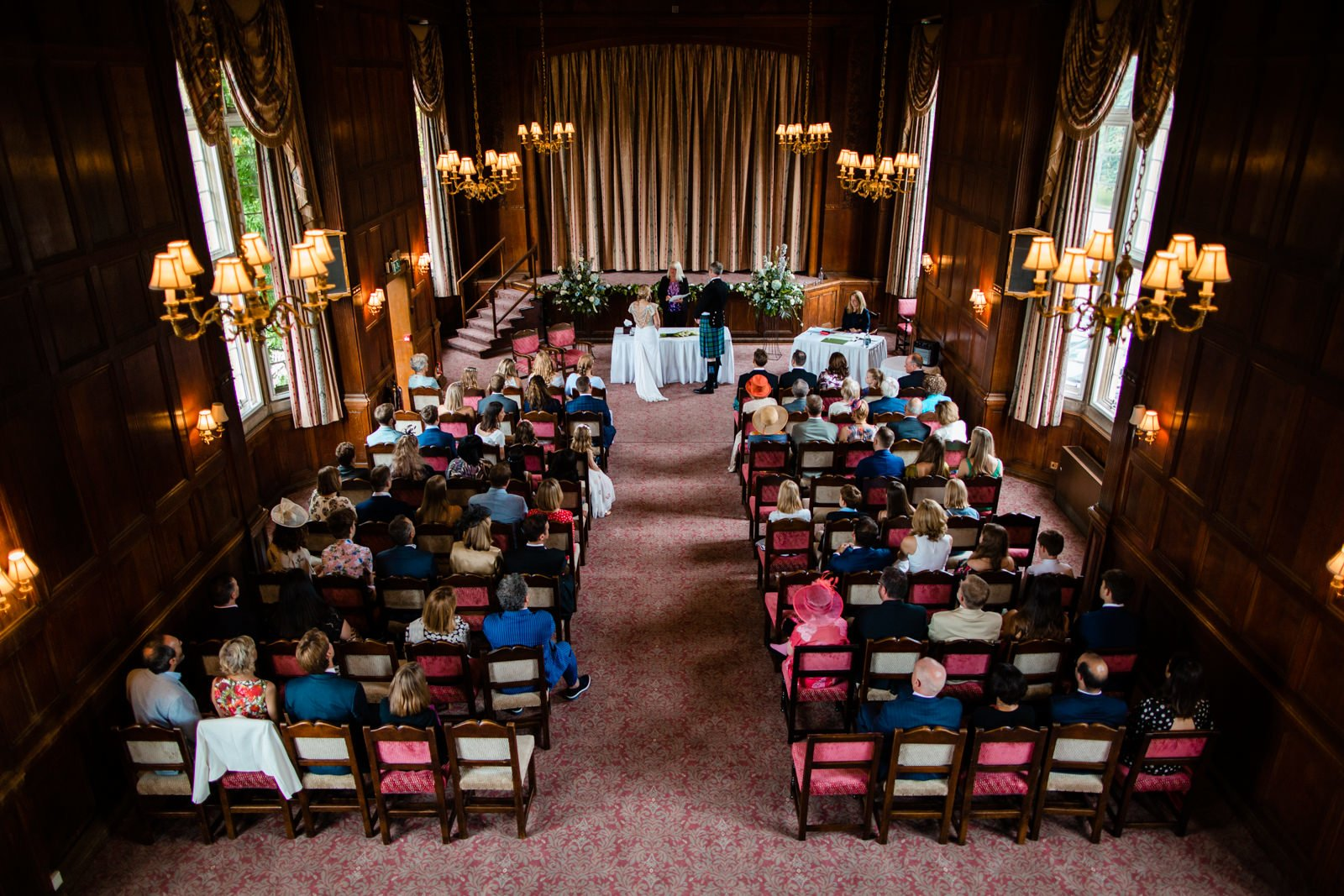 Beautiful Tylney Hall Wedding | Laura & Innes 24