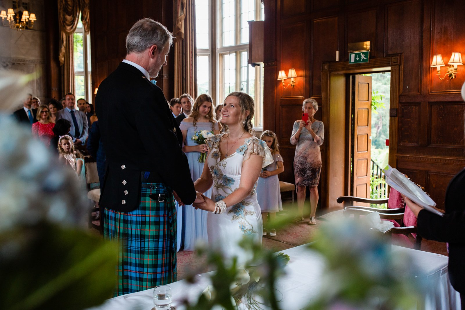 Beautiful Tylney Hall Wedding | Laura & Innes 25