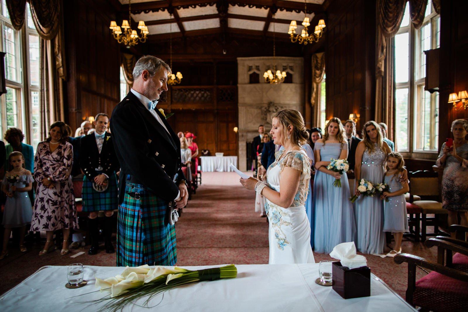 Beautiful Tylney Hall Wedding | Laura & Innes 26