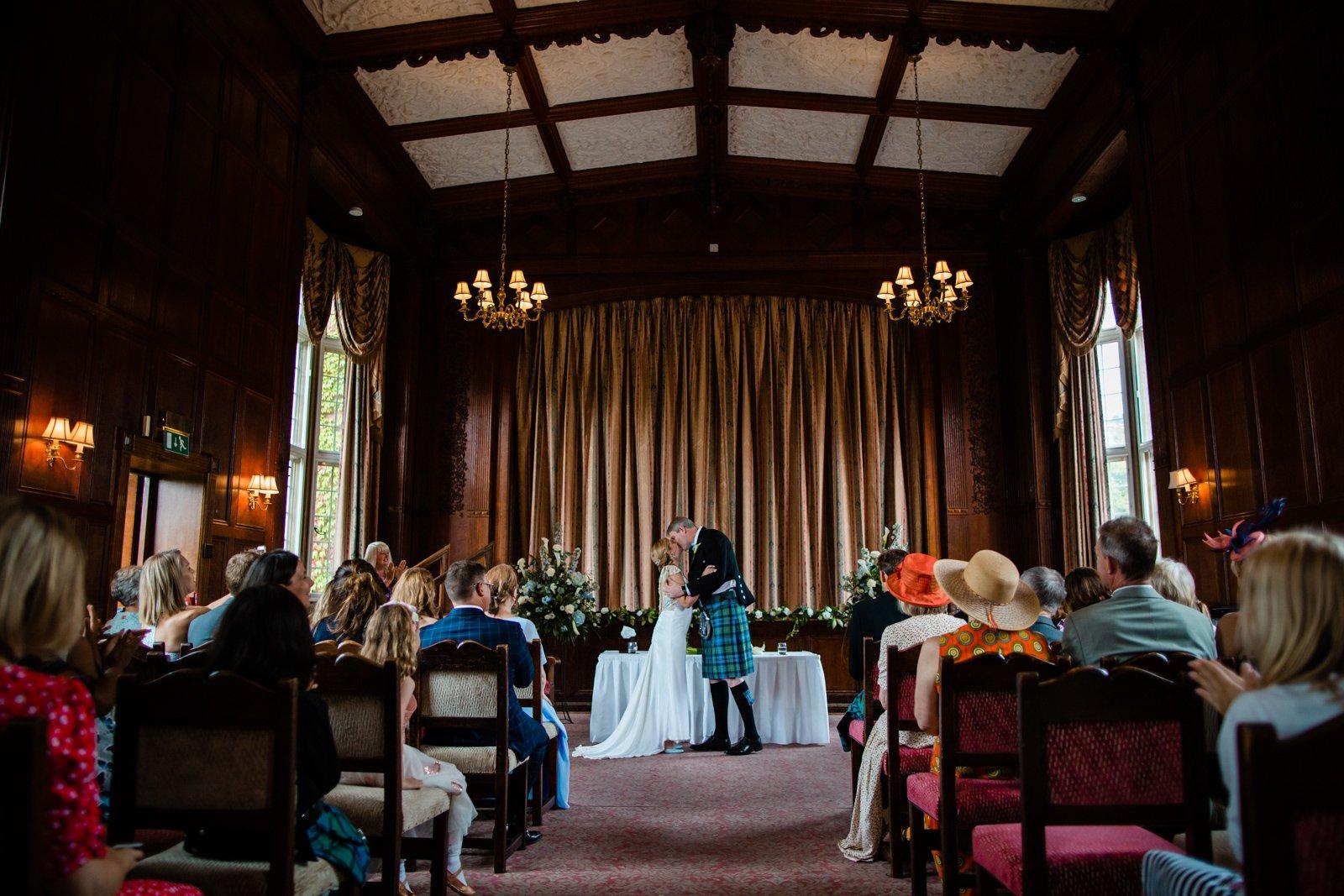 Beautiful Tylney Hall Wedding | Laura & Innes 27