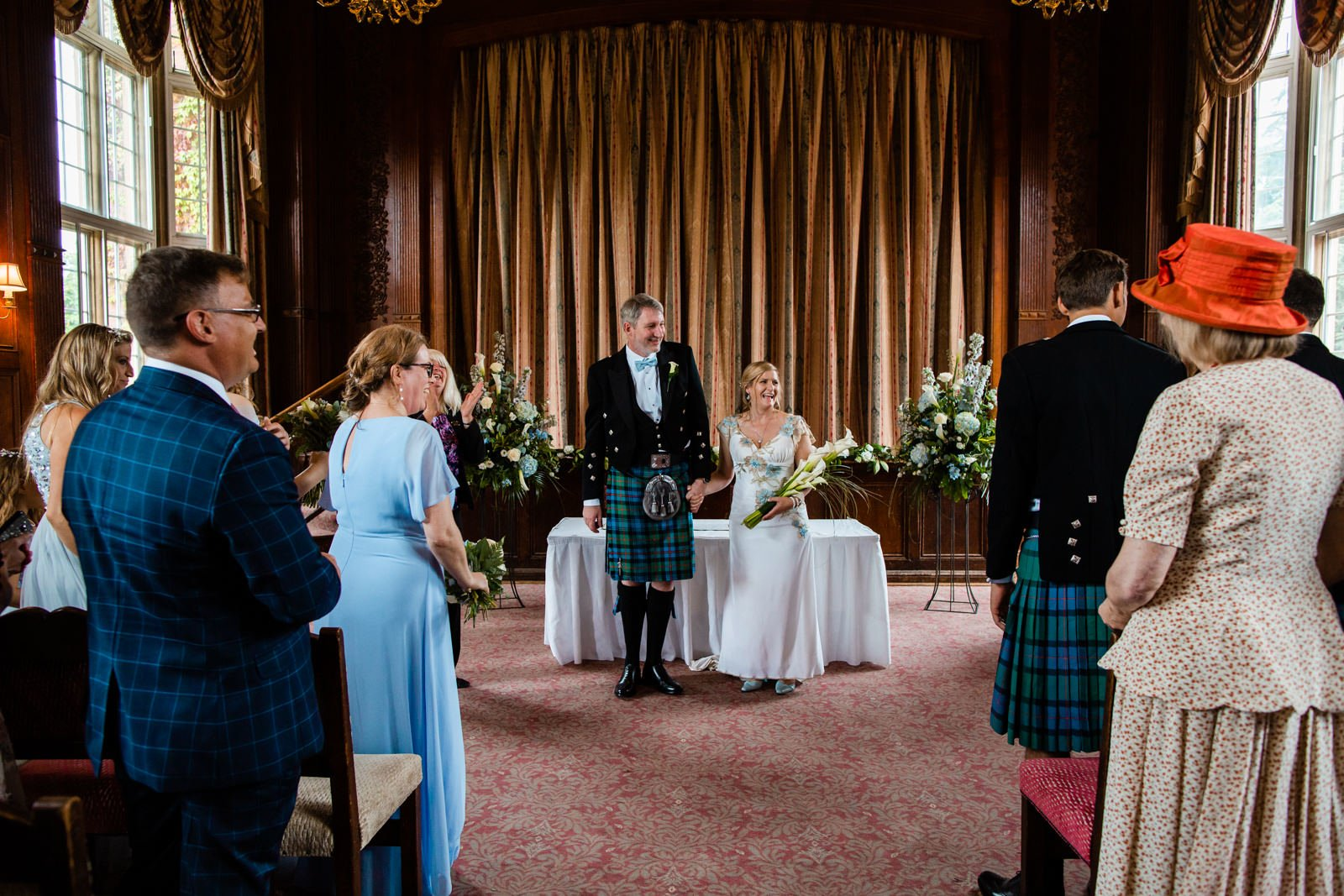 Beautiful Tylney Hall Wedding | Laura & Innes 28