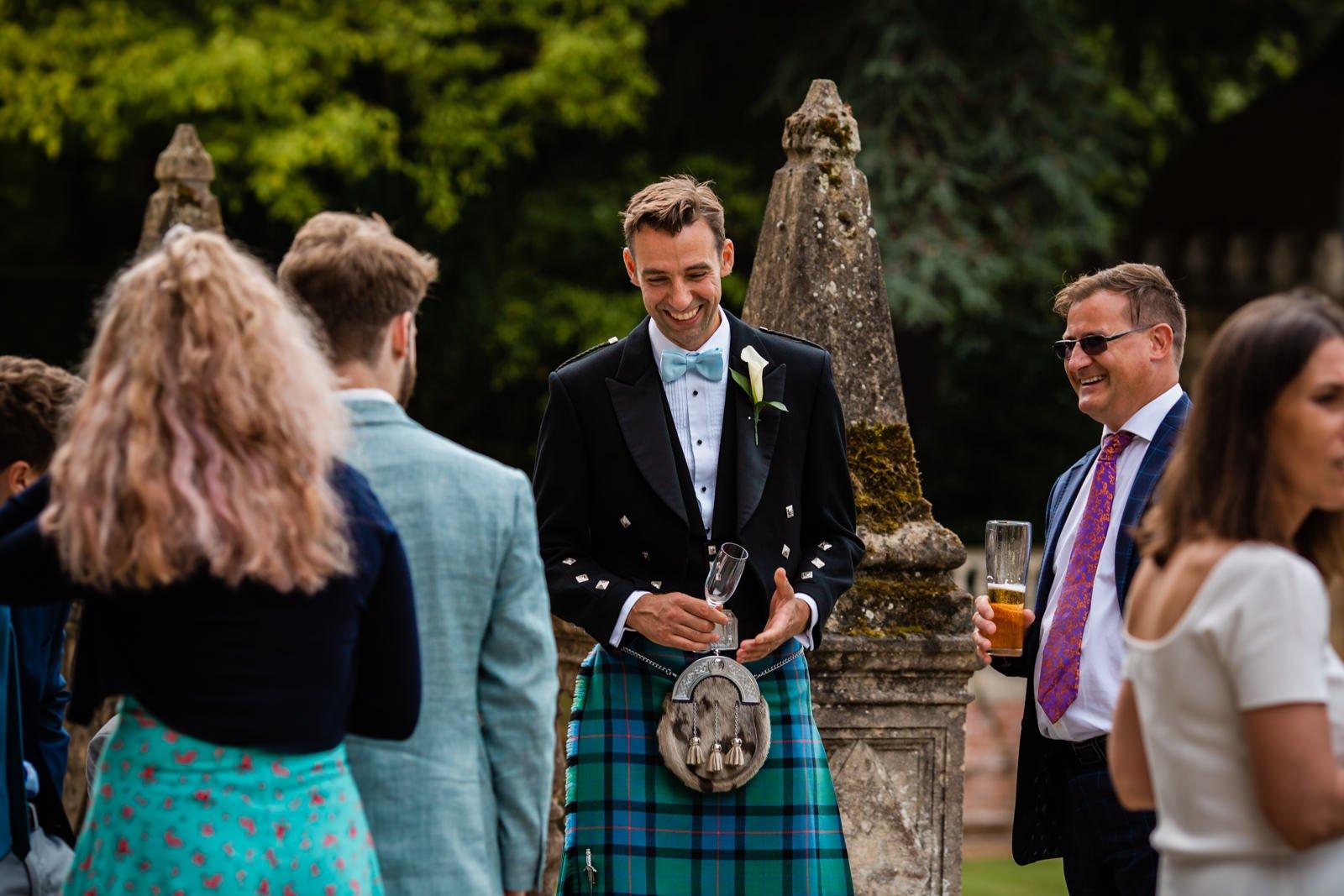 Beautiful Tylney Hall Wedding | Laura & Innes 31