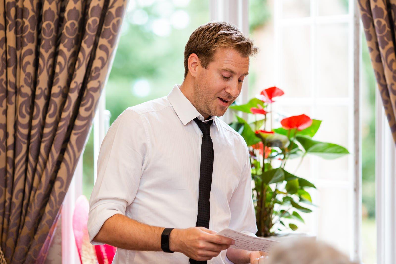 Beautiful Tylney Hall Wedding | Laura & Innes 41