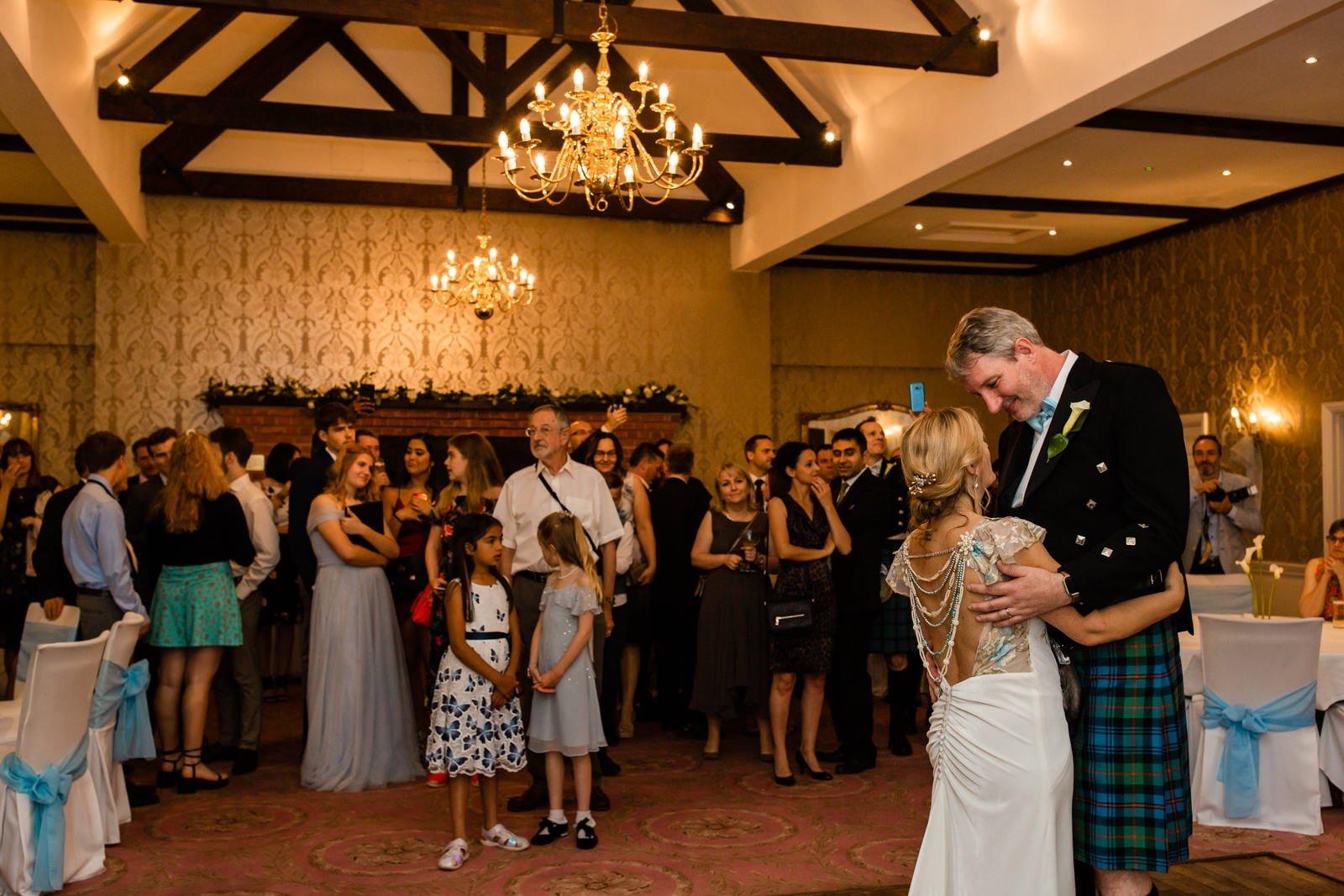 Beautiful Tylney Hall Wedding | Laura & Innes 56